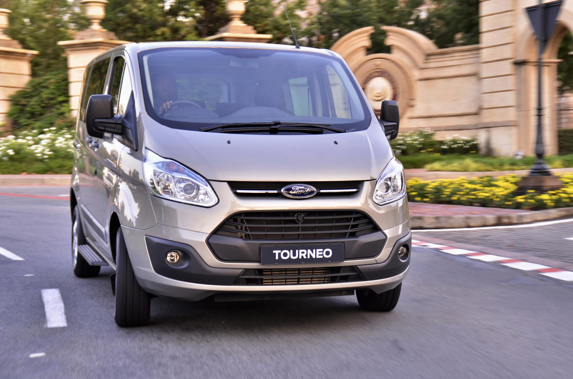 Ford Tourneo 2013 South Africa