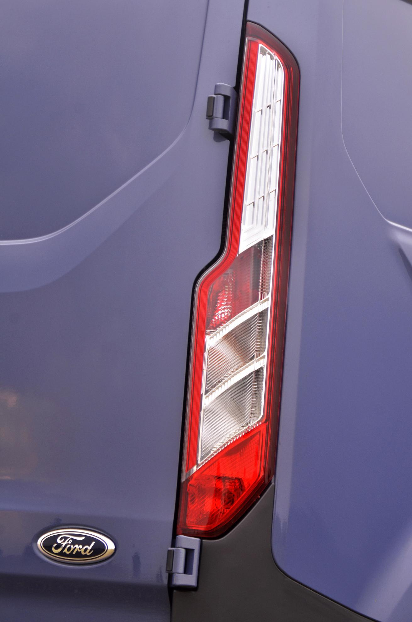 Ford Transit Rear Lights