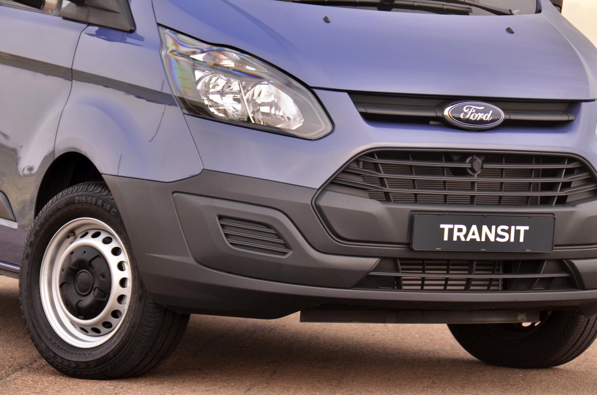 Ford Transit Lights