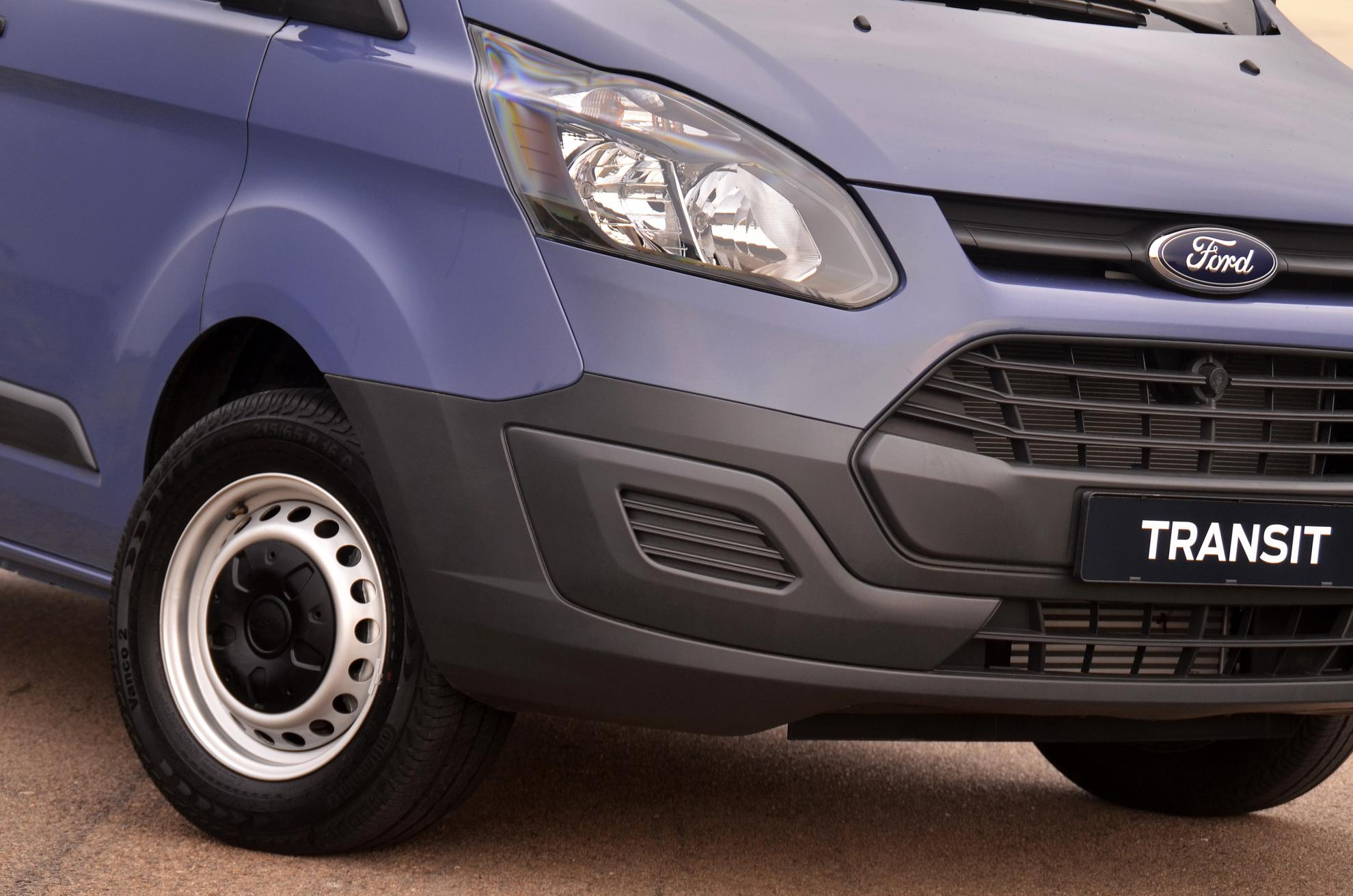 Ford Transit Front Lights