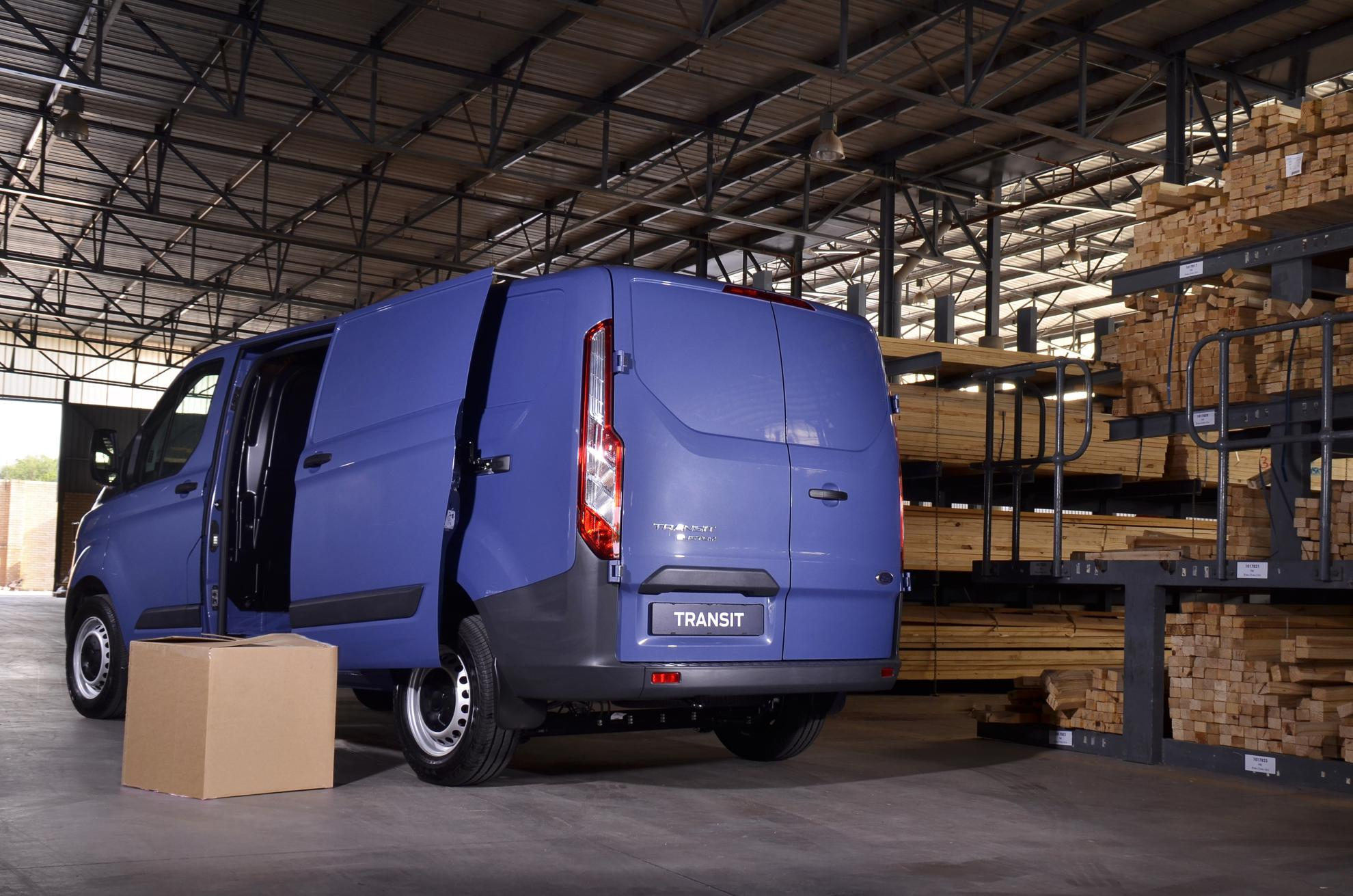 Ford Transit 2013 Commercial
