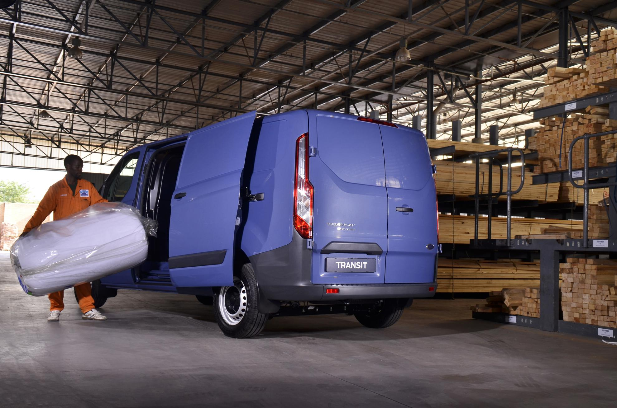 Ford Transit 2013 Commercial Vehicle