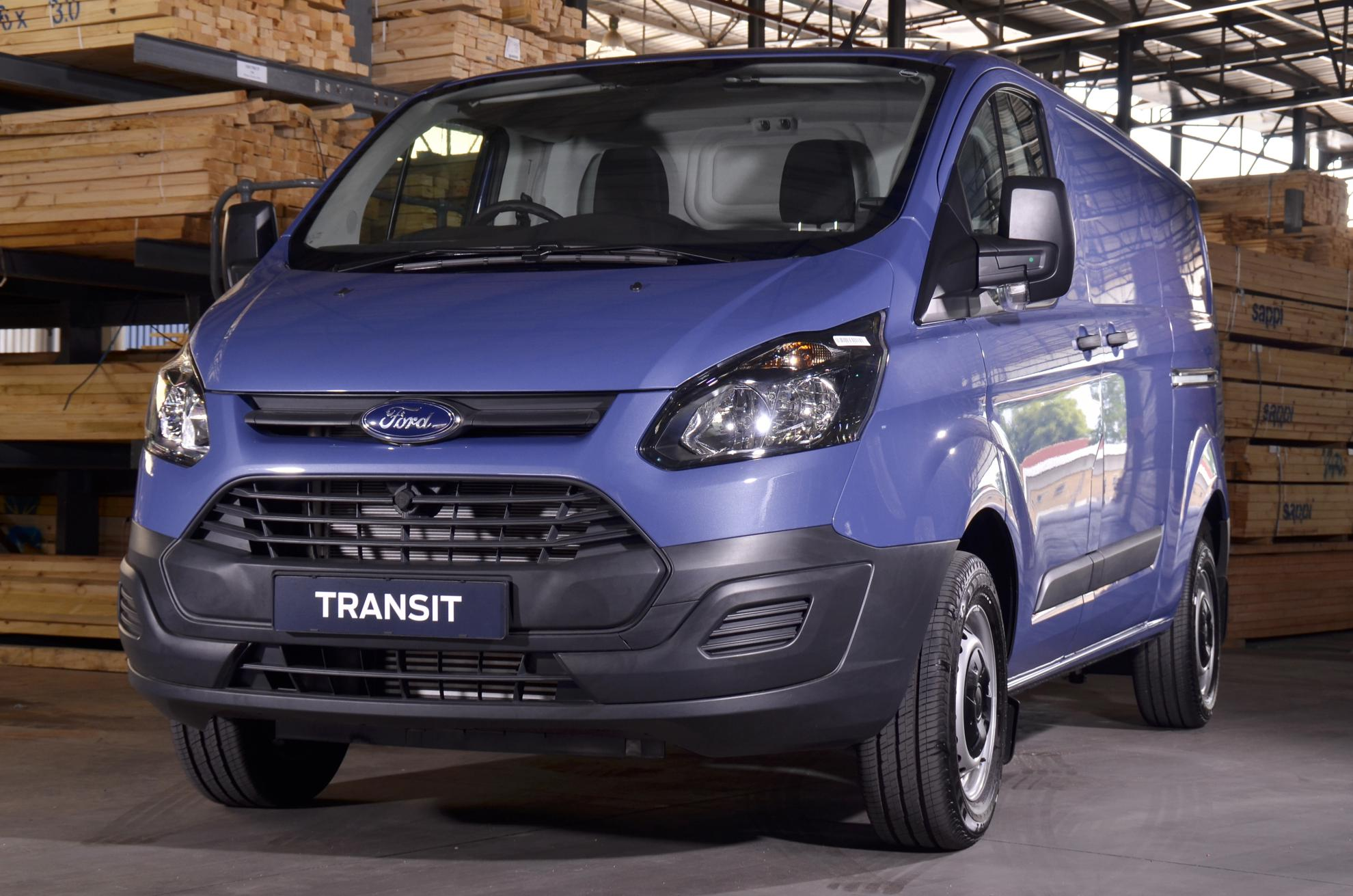 Ford Transit Commercial Vehicle