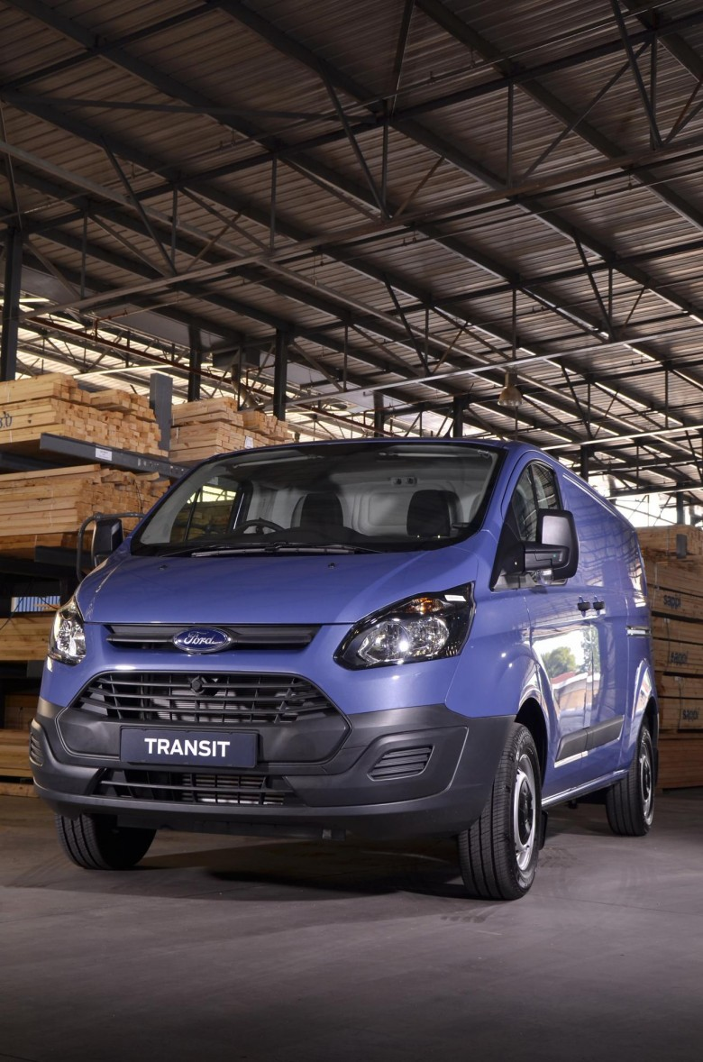 Ford Transit Commercial Vehicle 2013