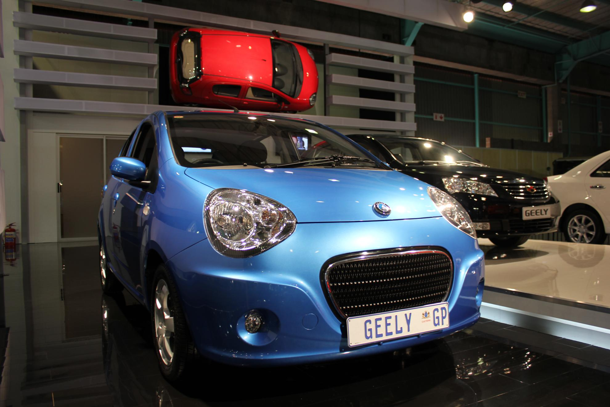 Geely 1.3GT Auto Show