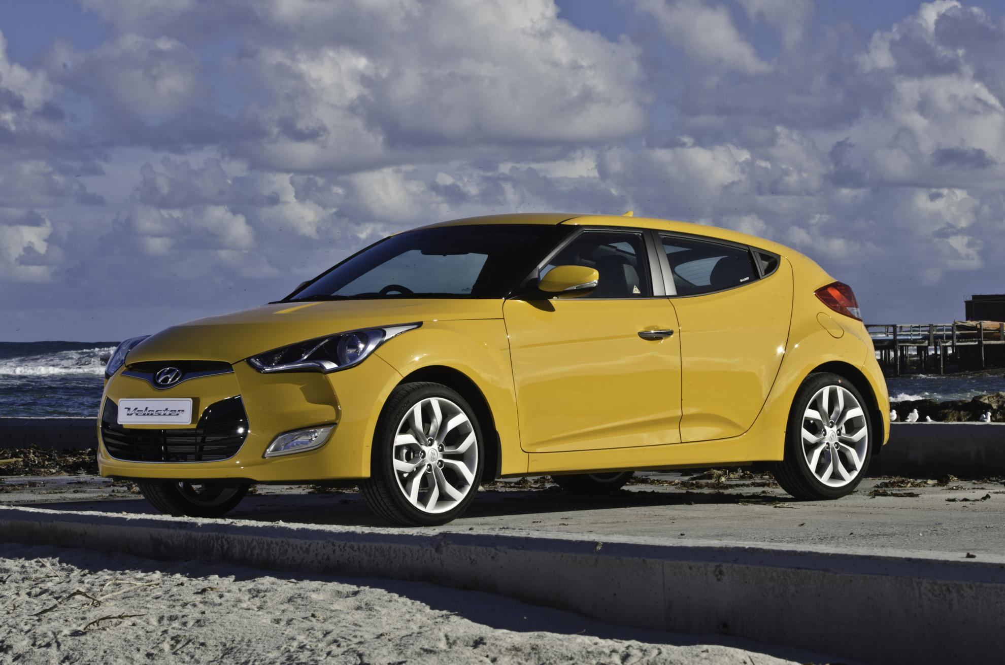 Veloster Front