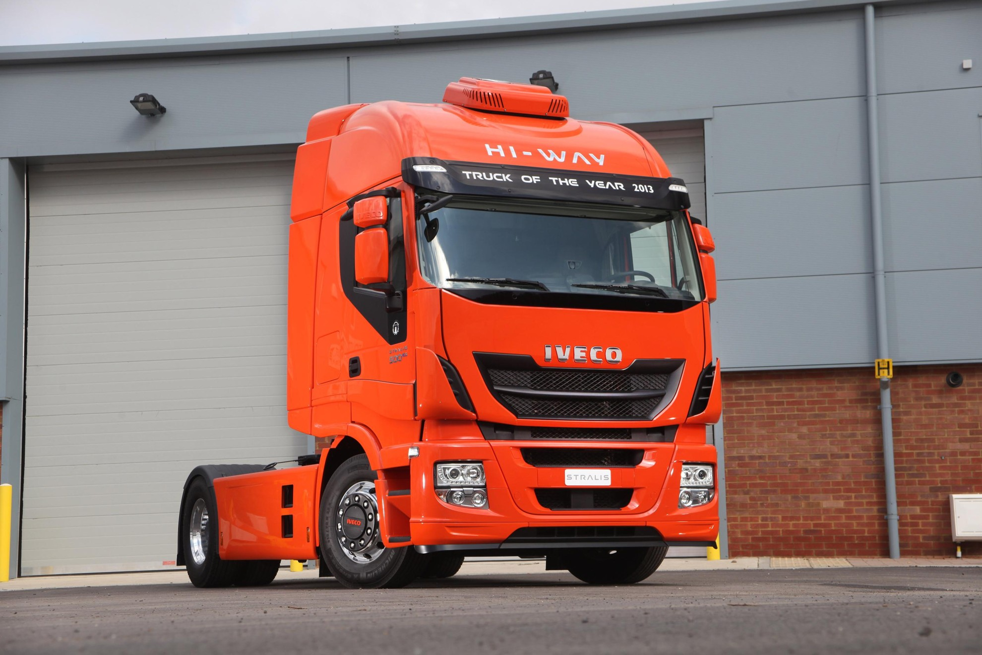 Iveco Trucks Pictures