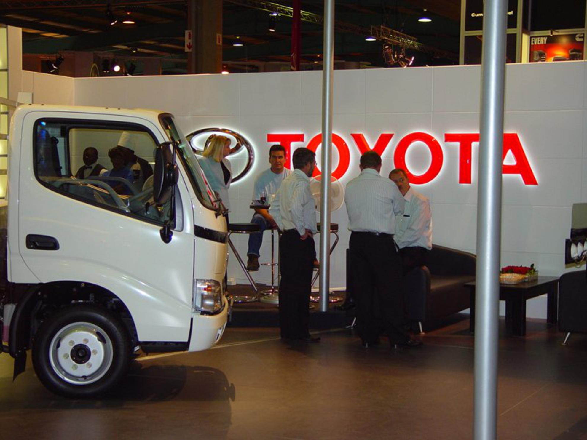 Toyota Commercial Vehicles