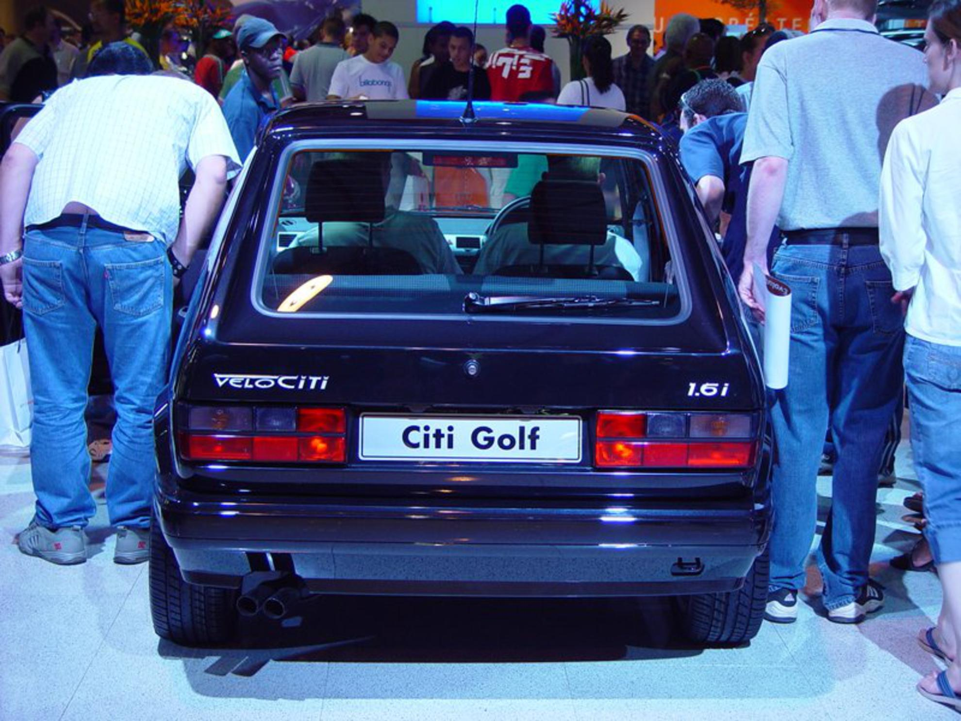 Volkswagen City Golf 2004