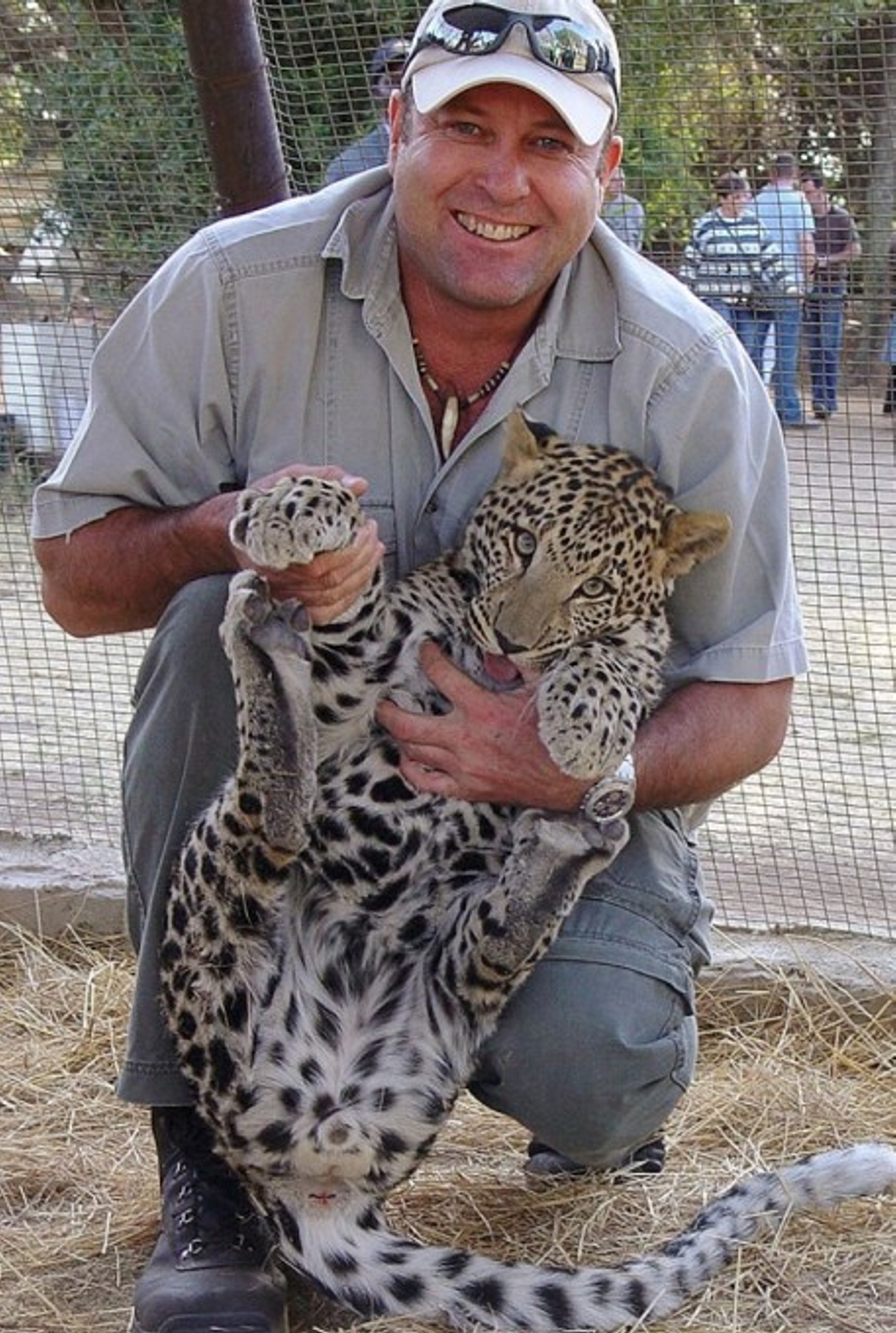 Leopard Conservation Project