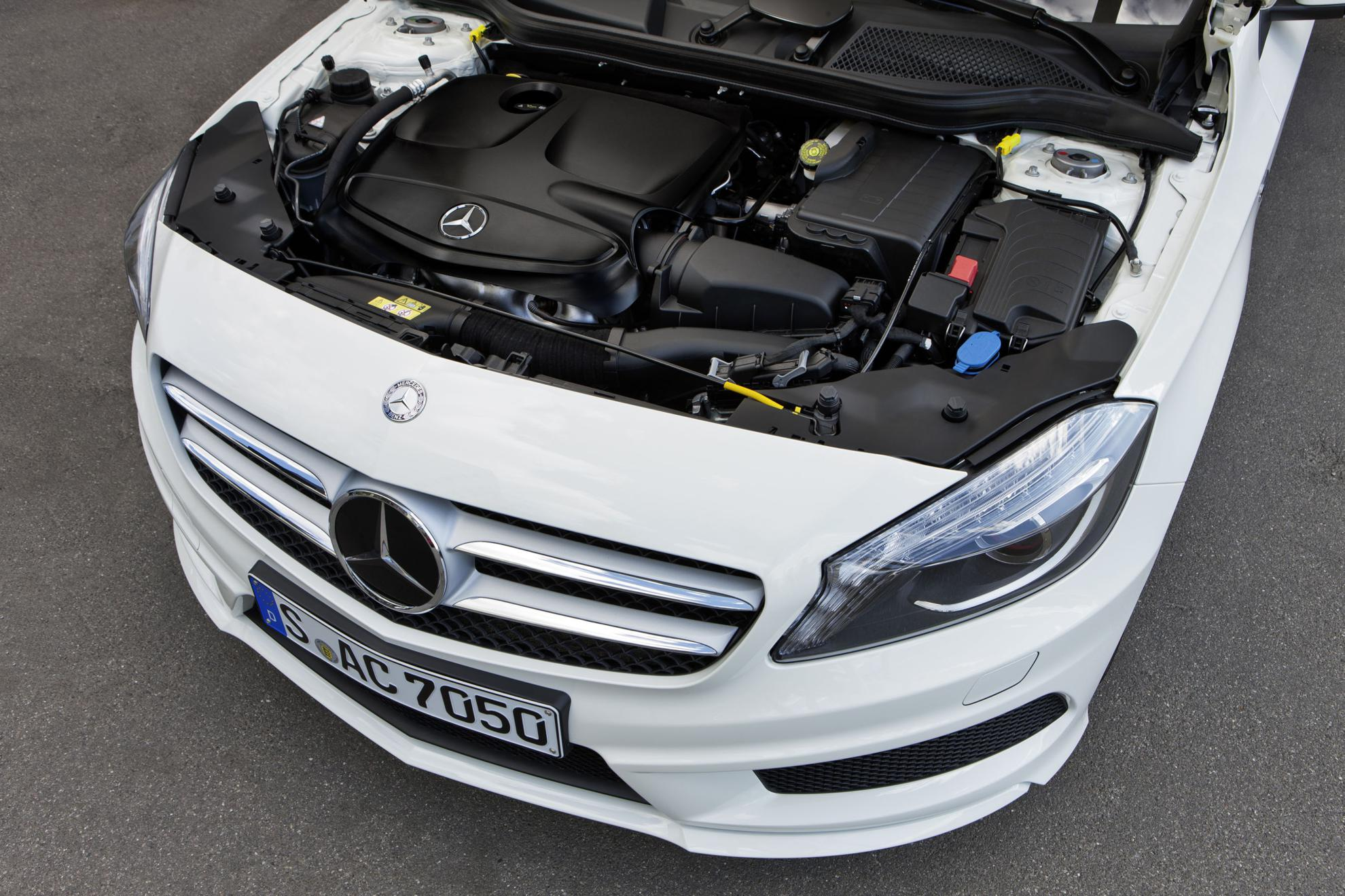 Mercedes Benz A Class Technical Specifications