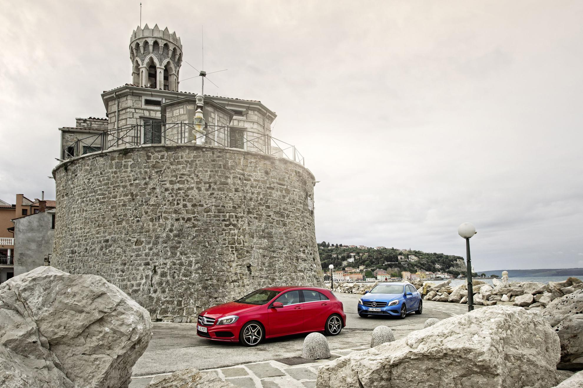 Test Drive - The all new Mercedes Benz A