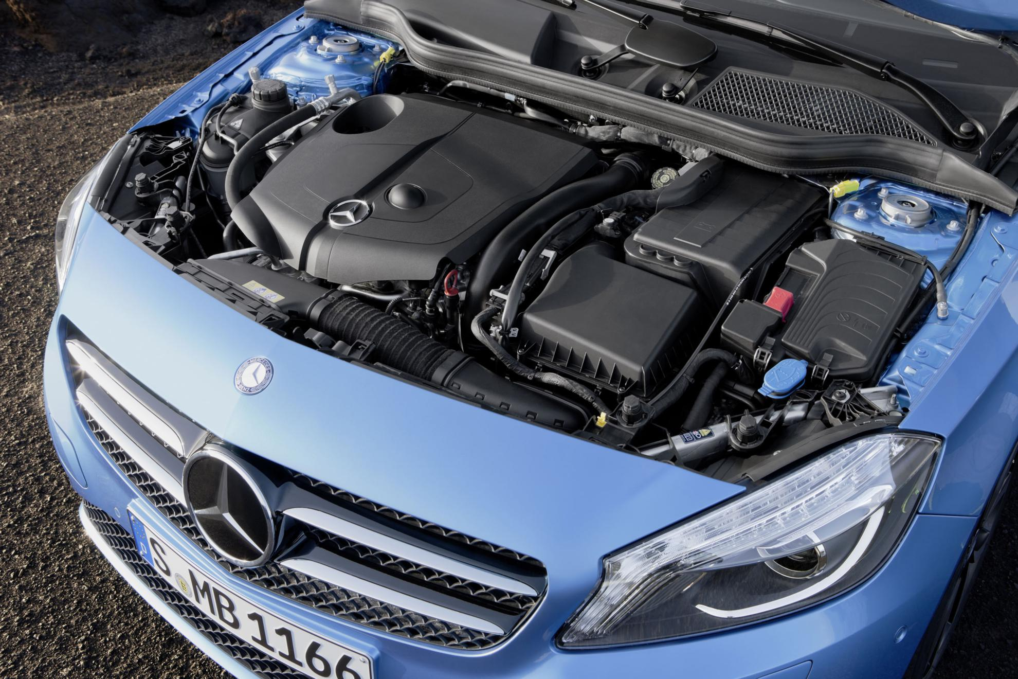 Mercedes-Benz A-Class Petrol Engine