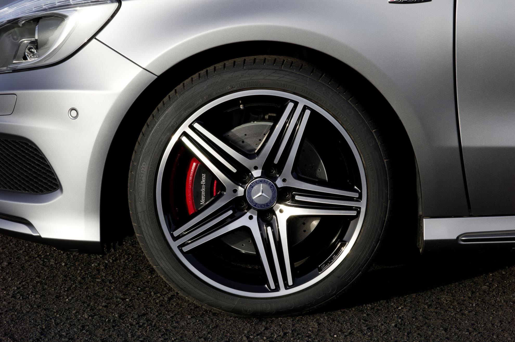 Mercedes benz a class tyres for Mercedes benz tyres