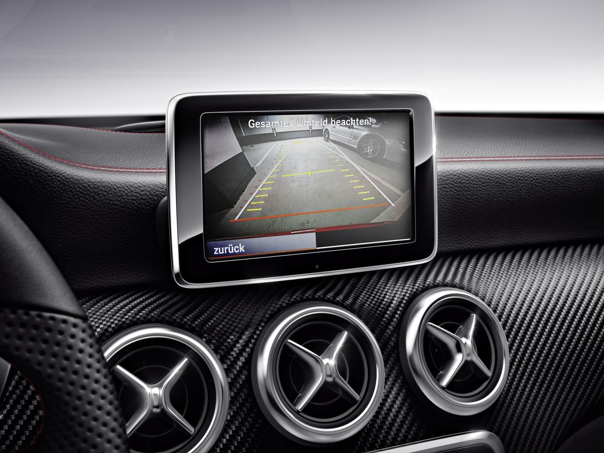 Mercedes-Benz Applications