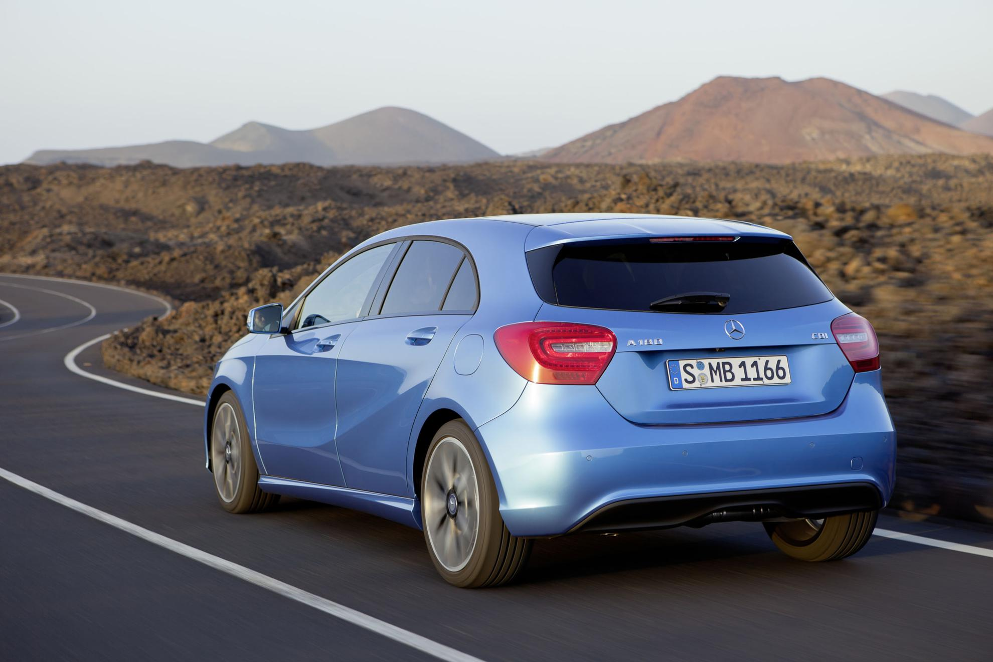 Mercedes-Benz A-Class South Africa