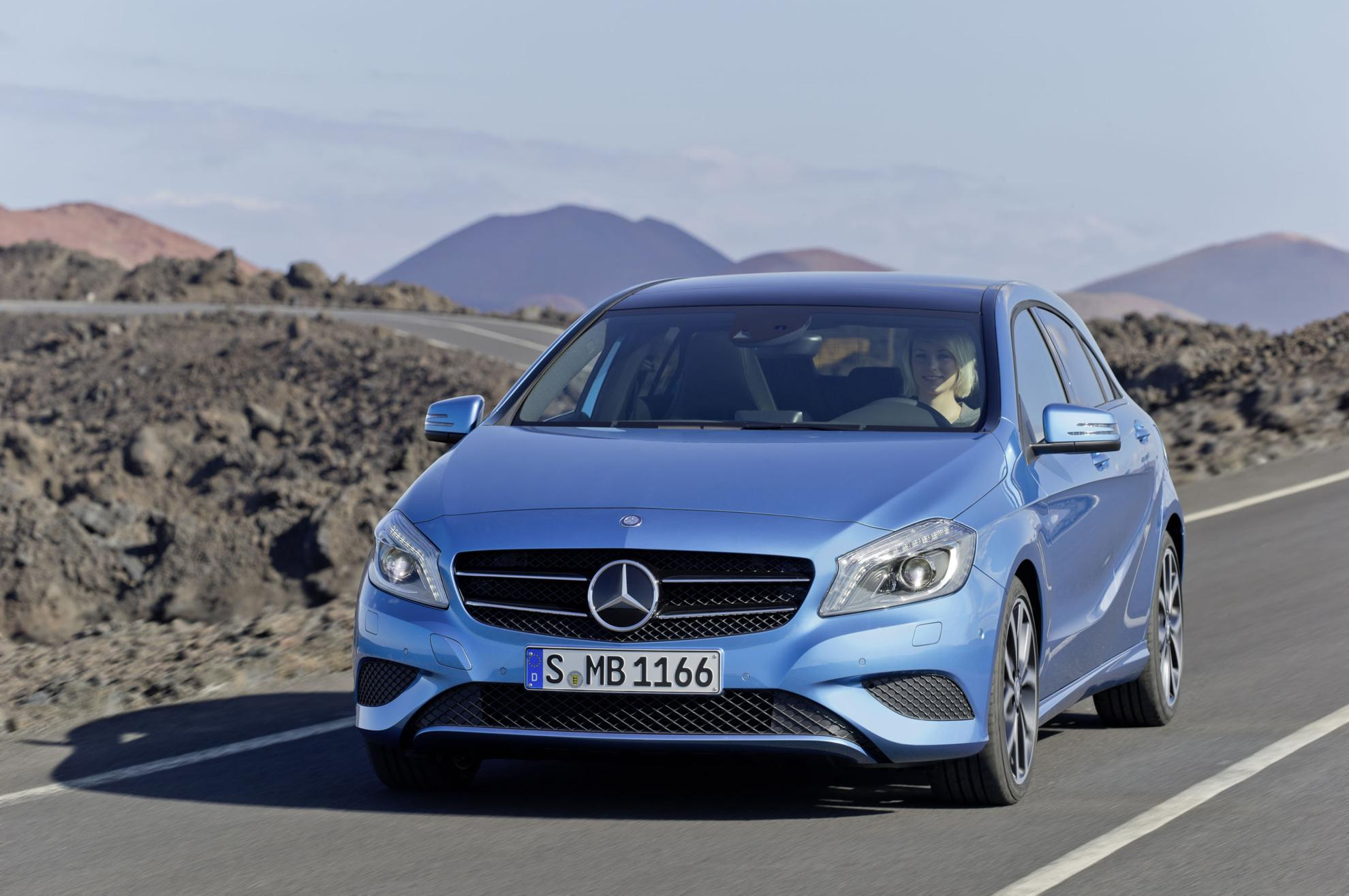 Mercedes Benz A-Class Diesel Engines