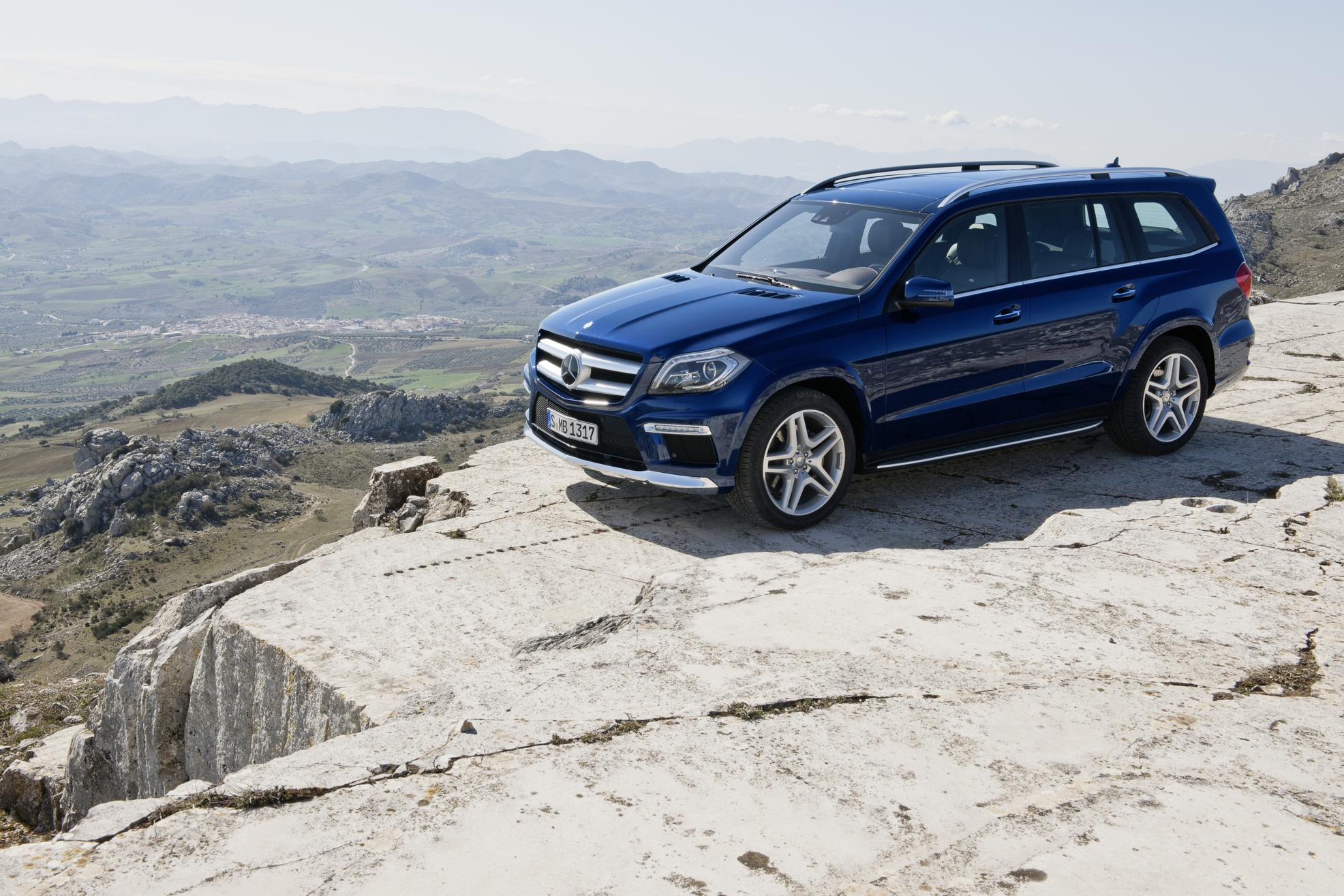 Mercedes-Benz GL 4x4