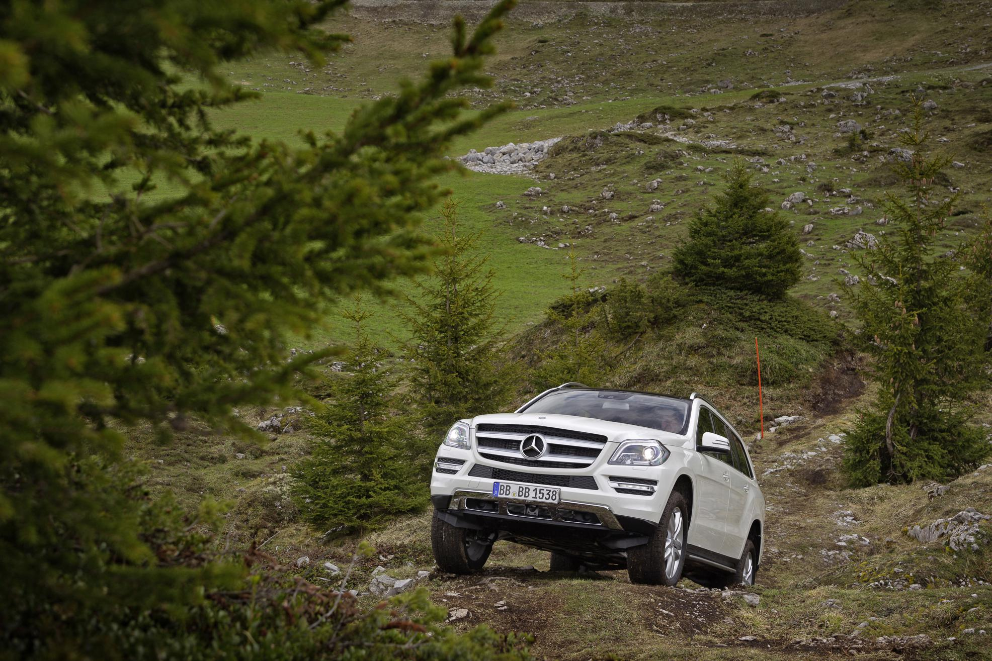 Mercedes-Benz GL Off Road