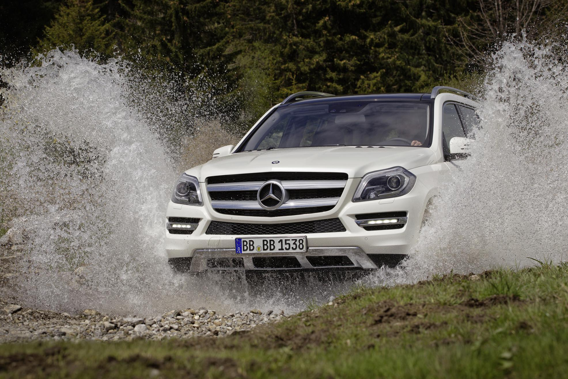 Mercedes-Benz GL 2013