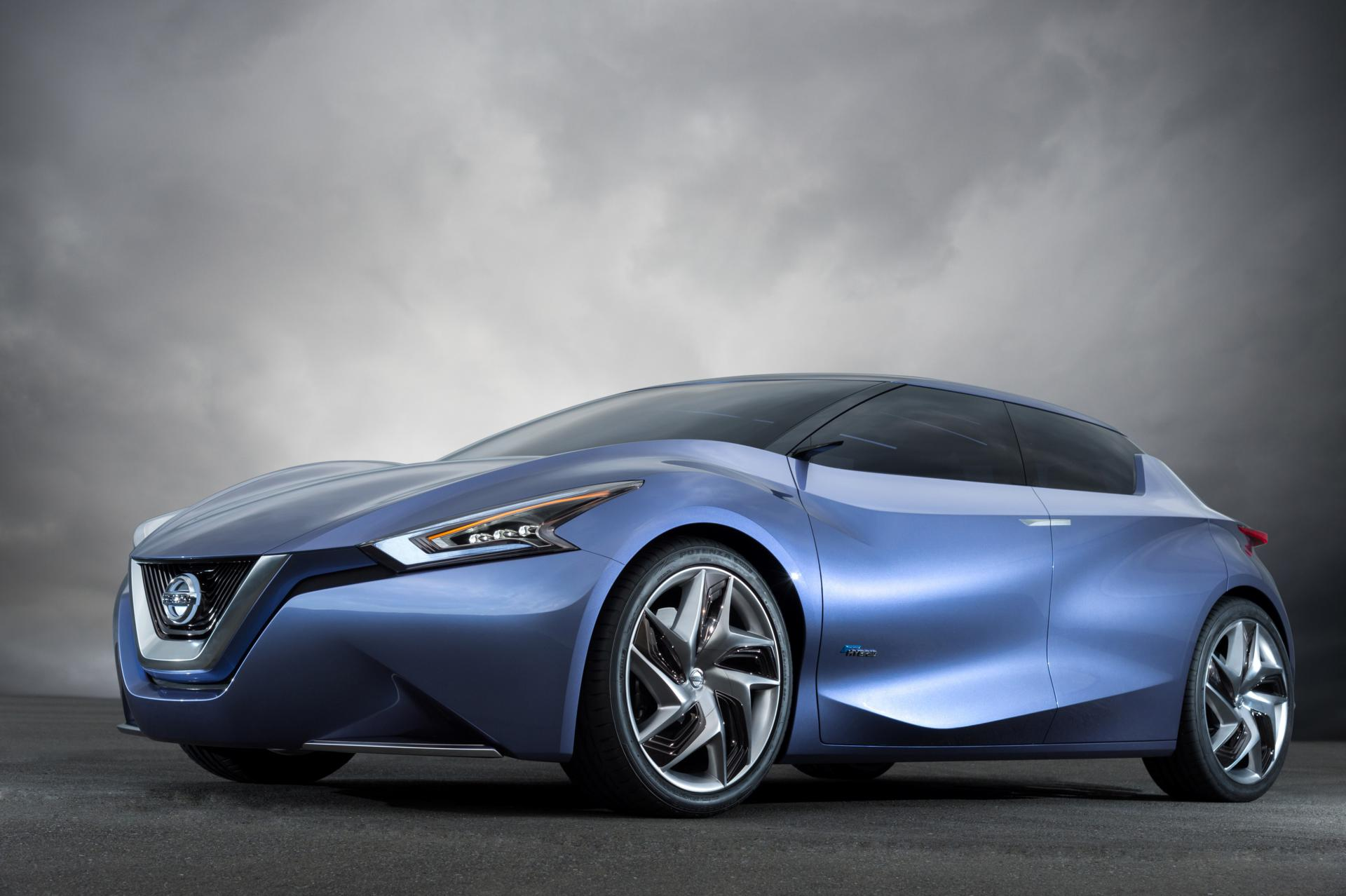 Nissan Concept Cars 2013