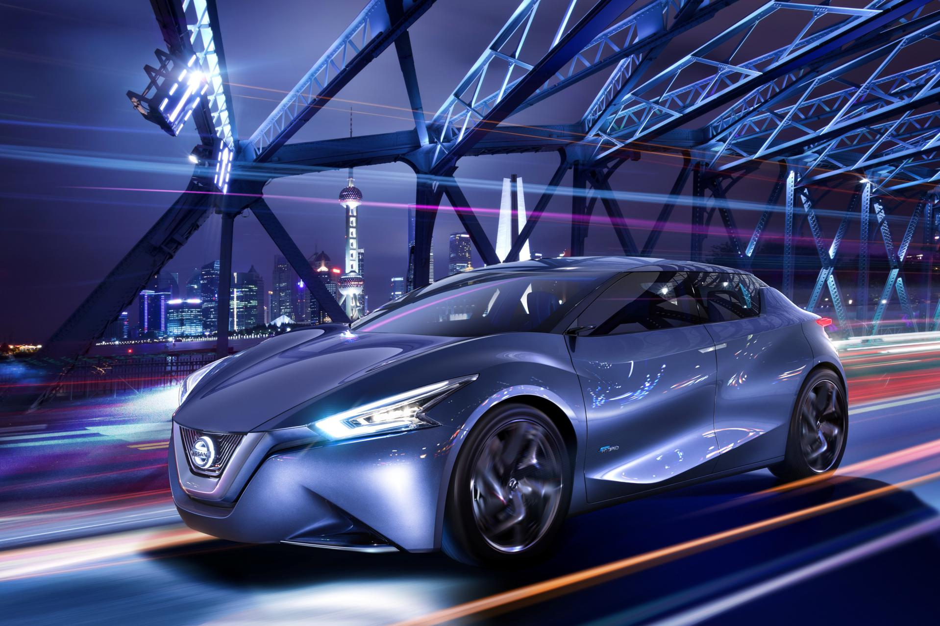 Nissan Friend-Me Concept Car