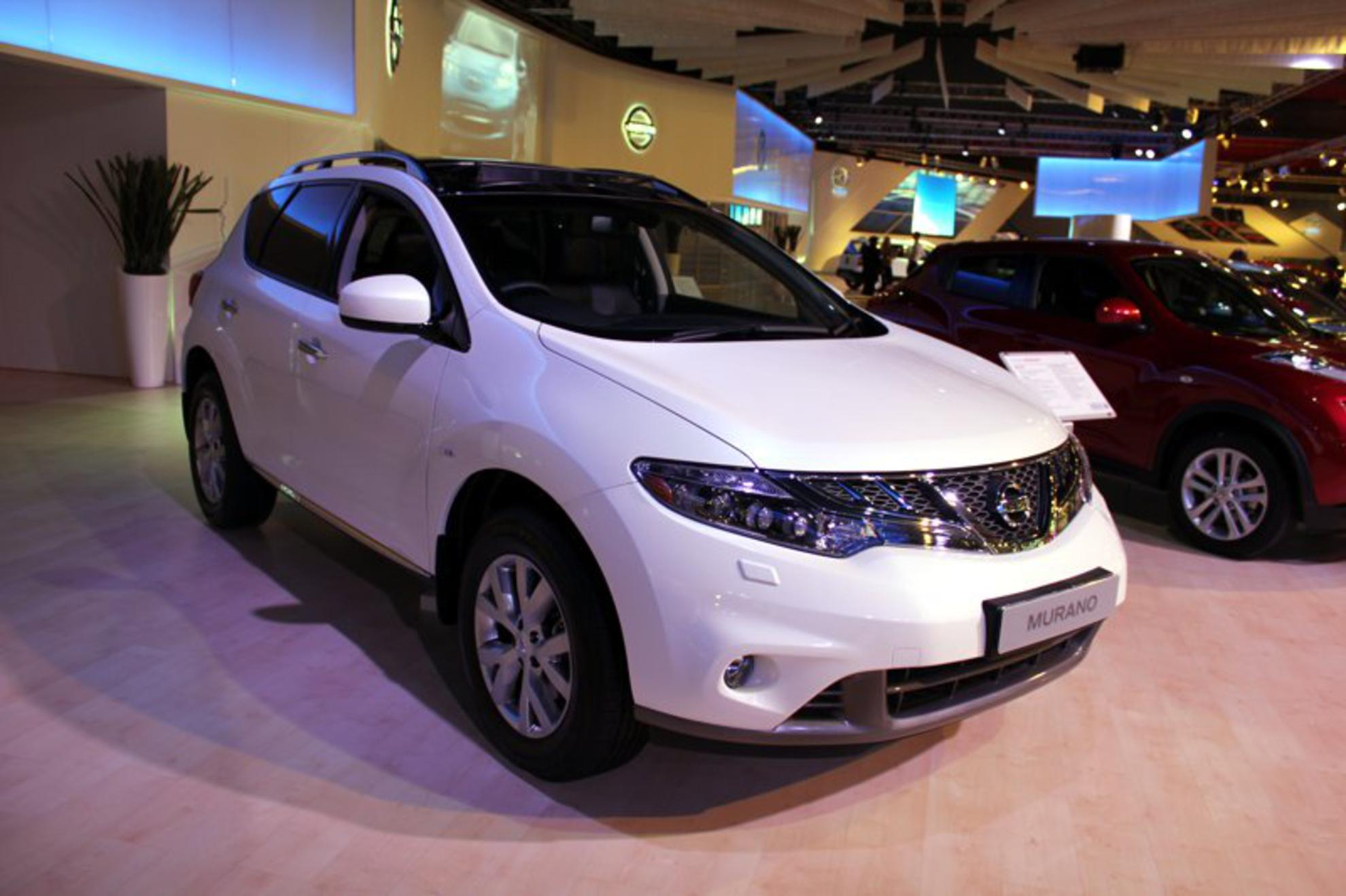 Images Nissan At The Johannesburg Motor Show 2011