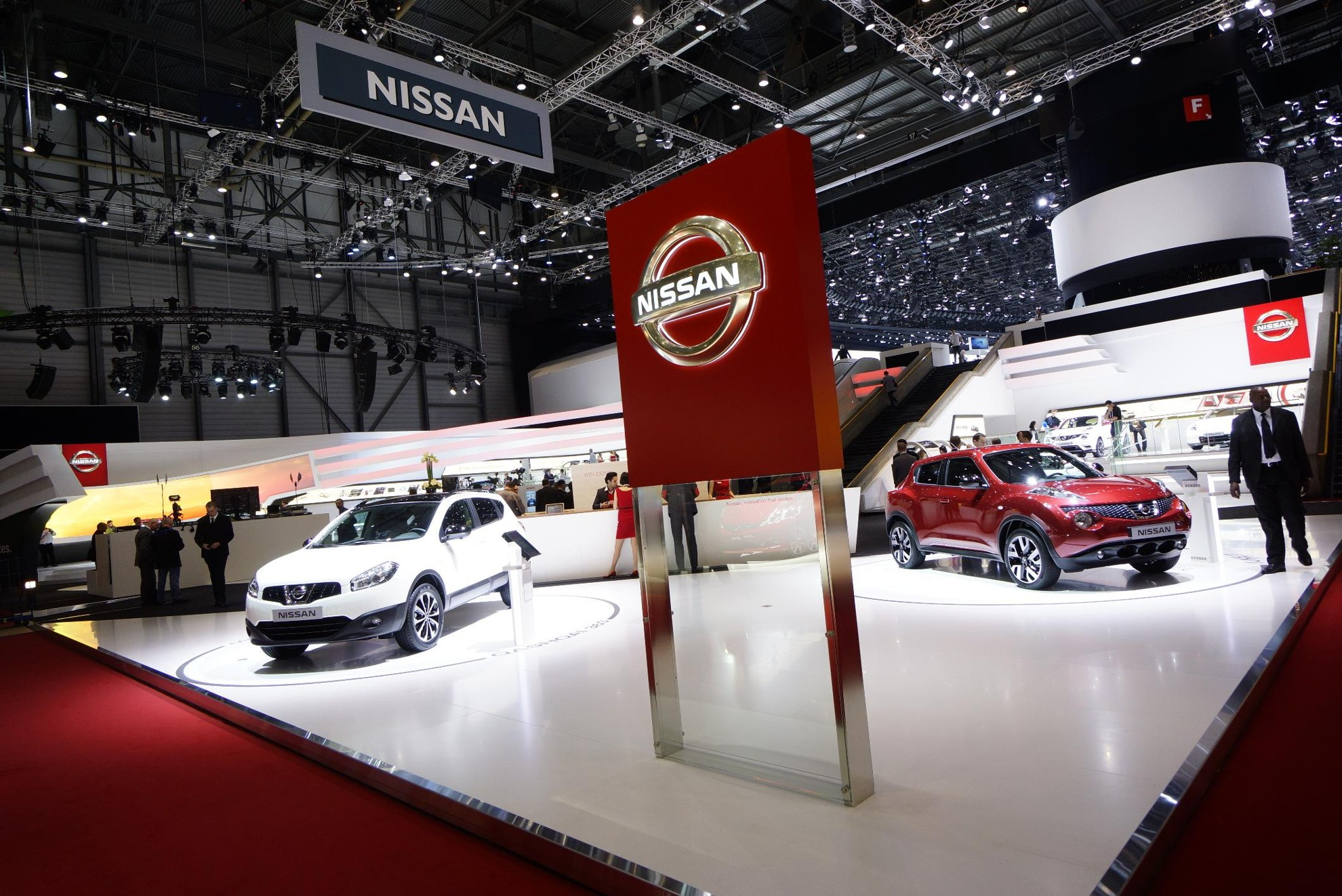 Nissan at the Geneva Motor Show