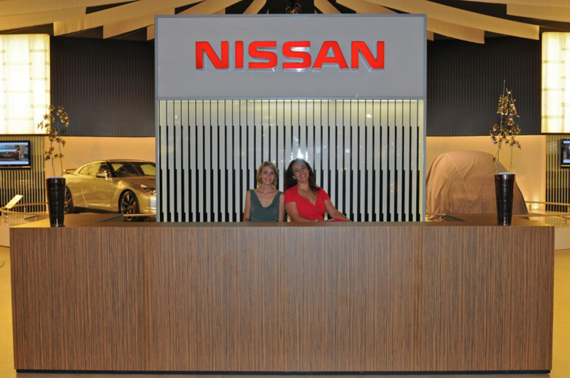 Nissan at the Johannesburg Motor Show