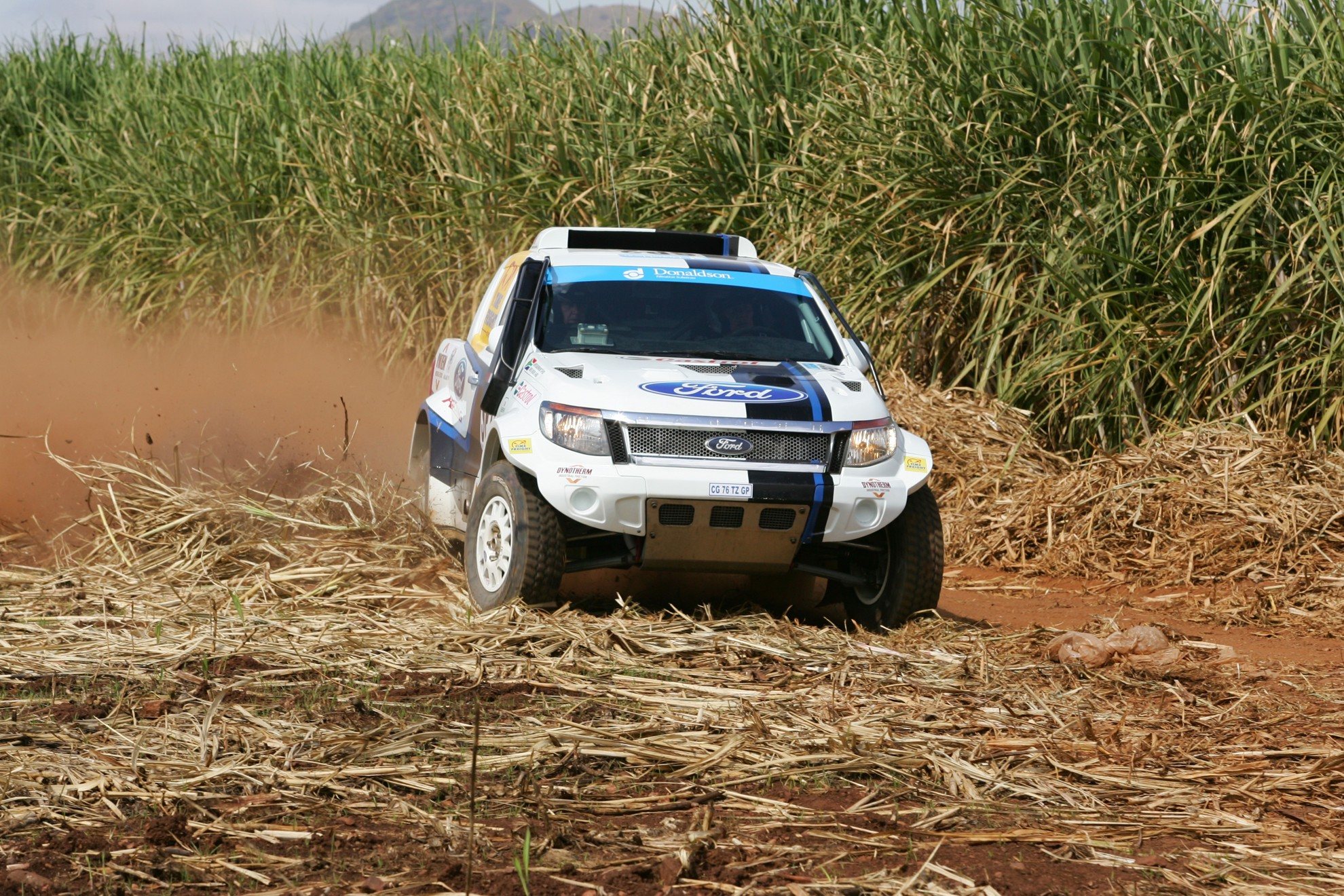 Rally South Africa