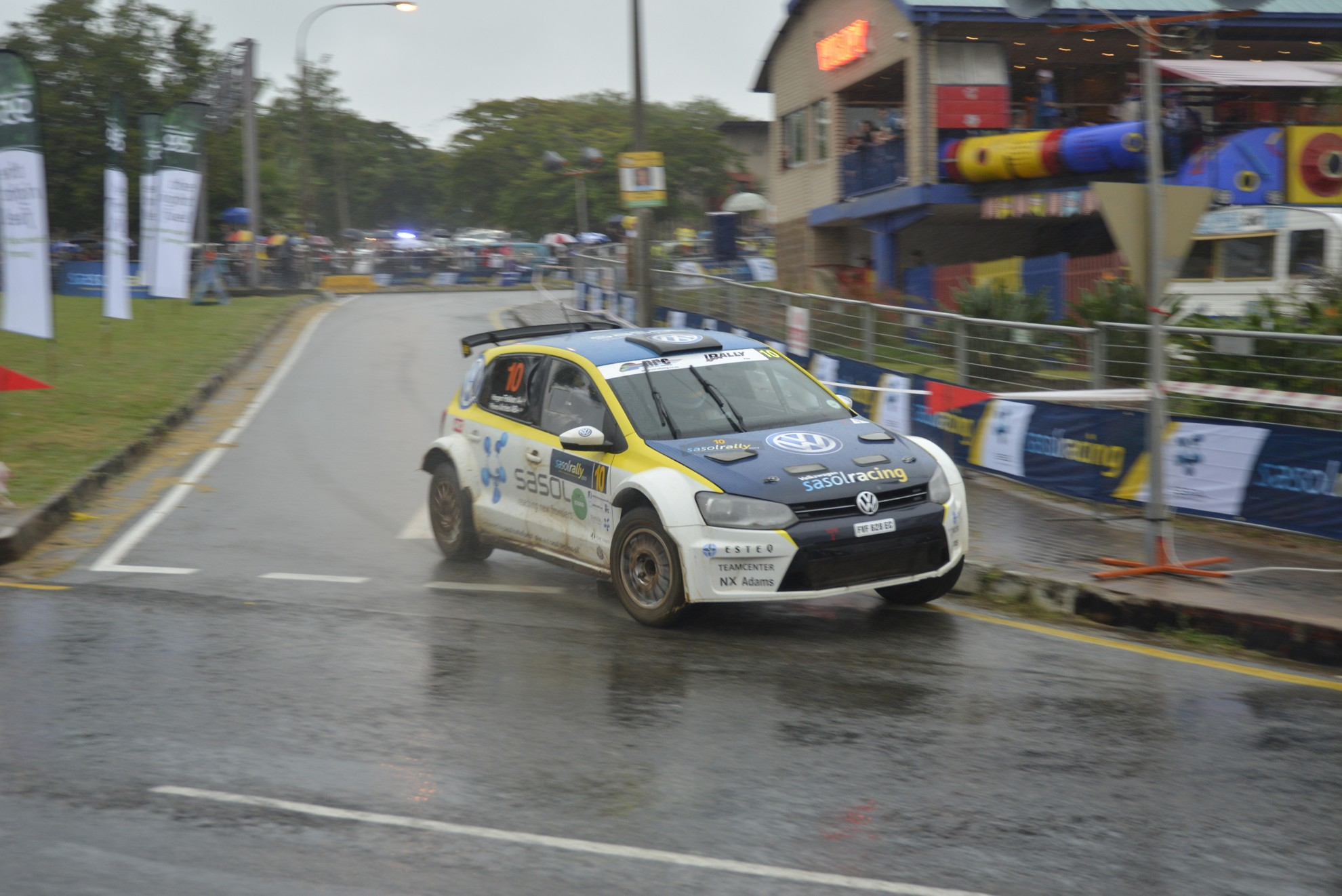 Sasol South Africa Rally