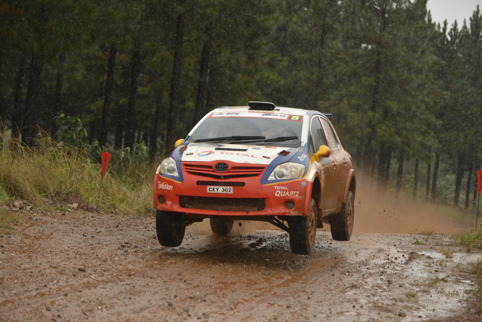 South Africa Rally Championship