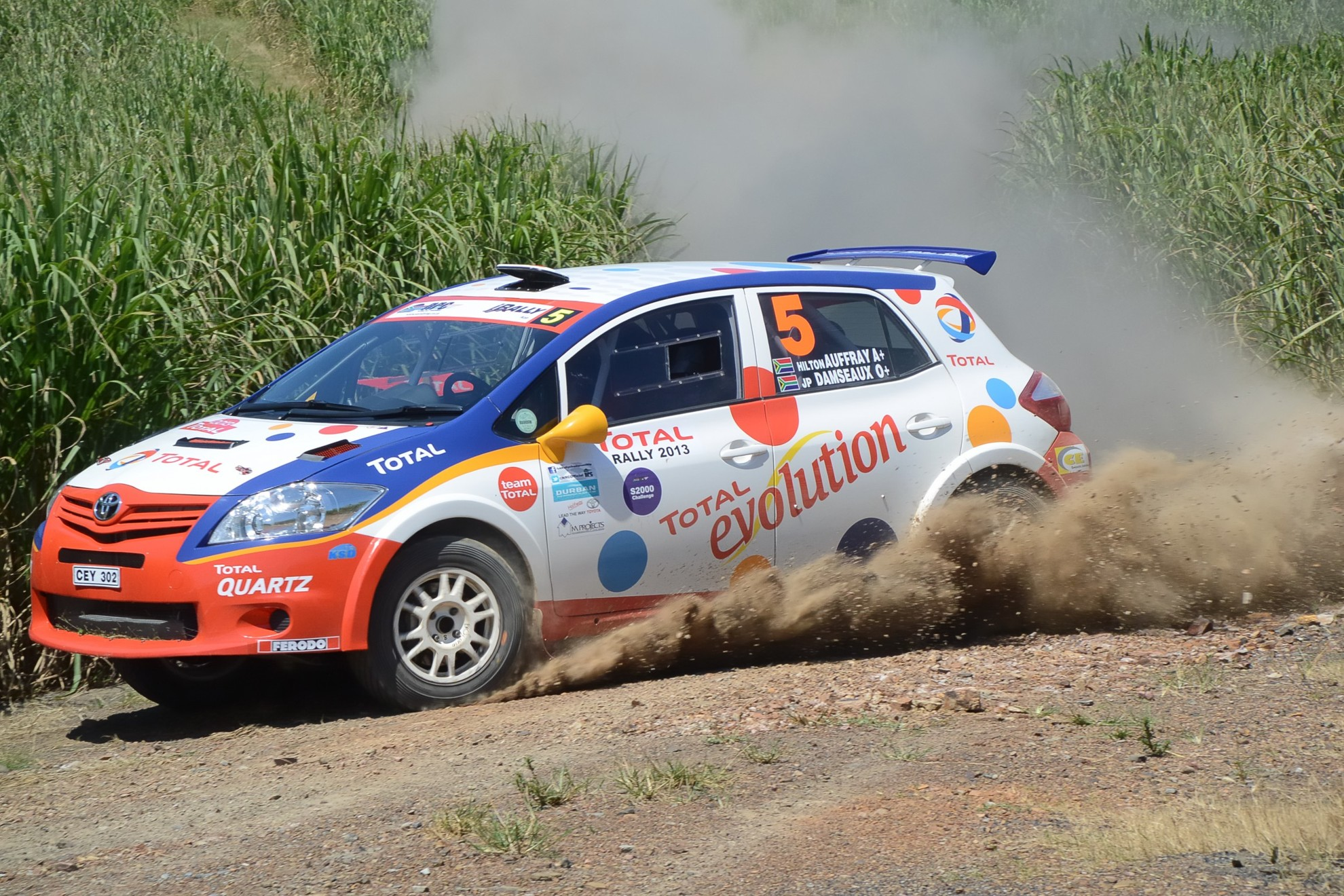 Total Rally South Africa