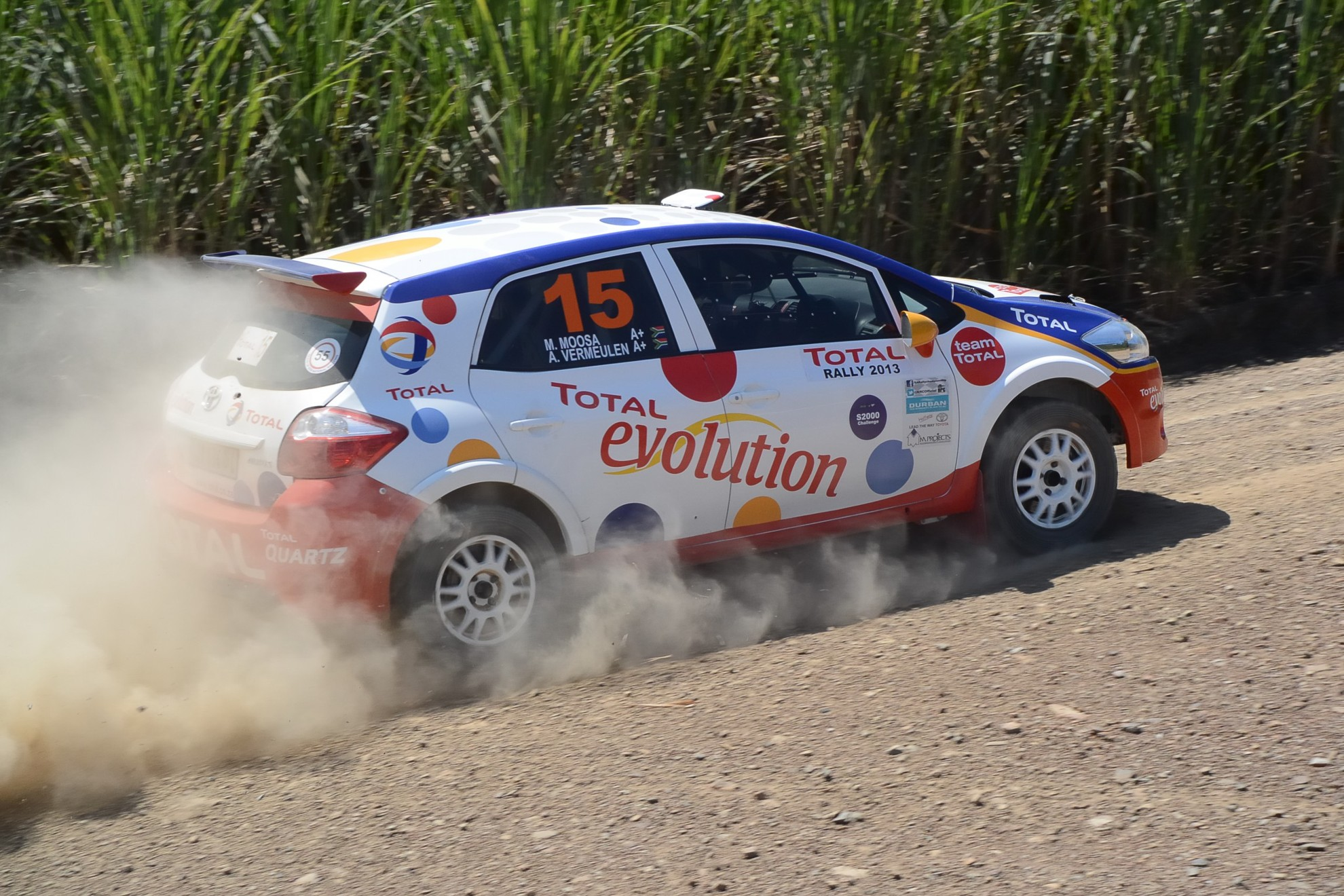 Total Rally