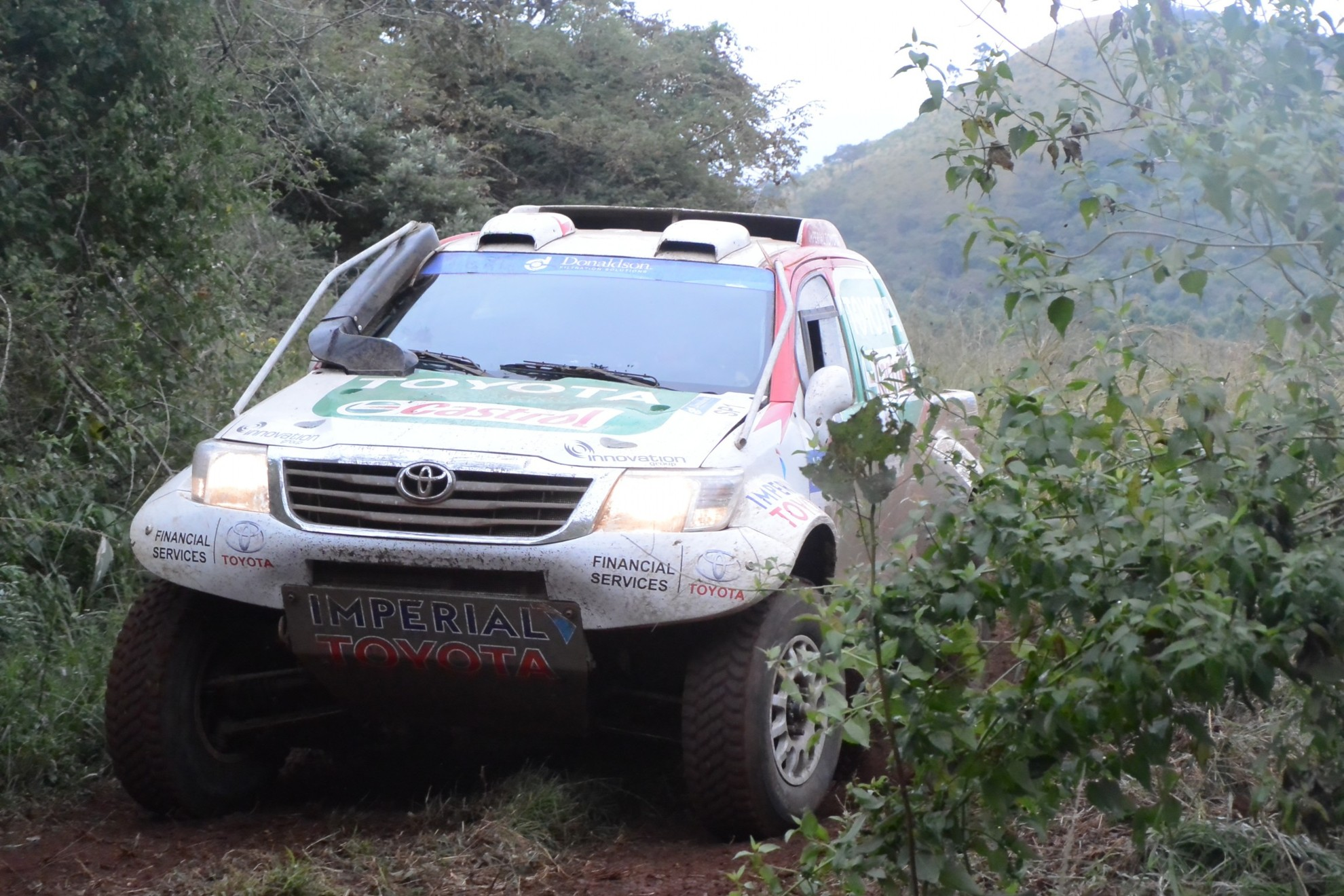 Toyota Rally 2013 South Africa