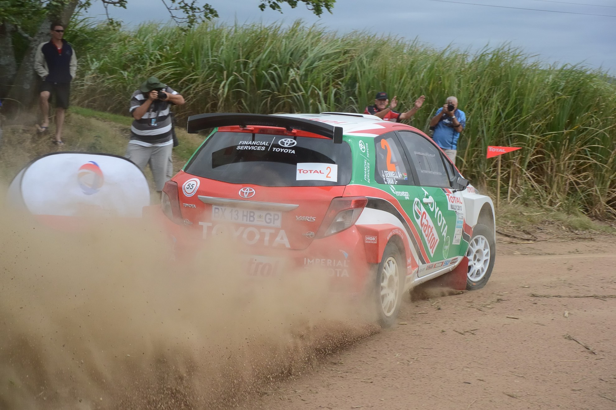 Toyota Yaris Racing
