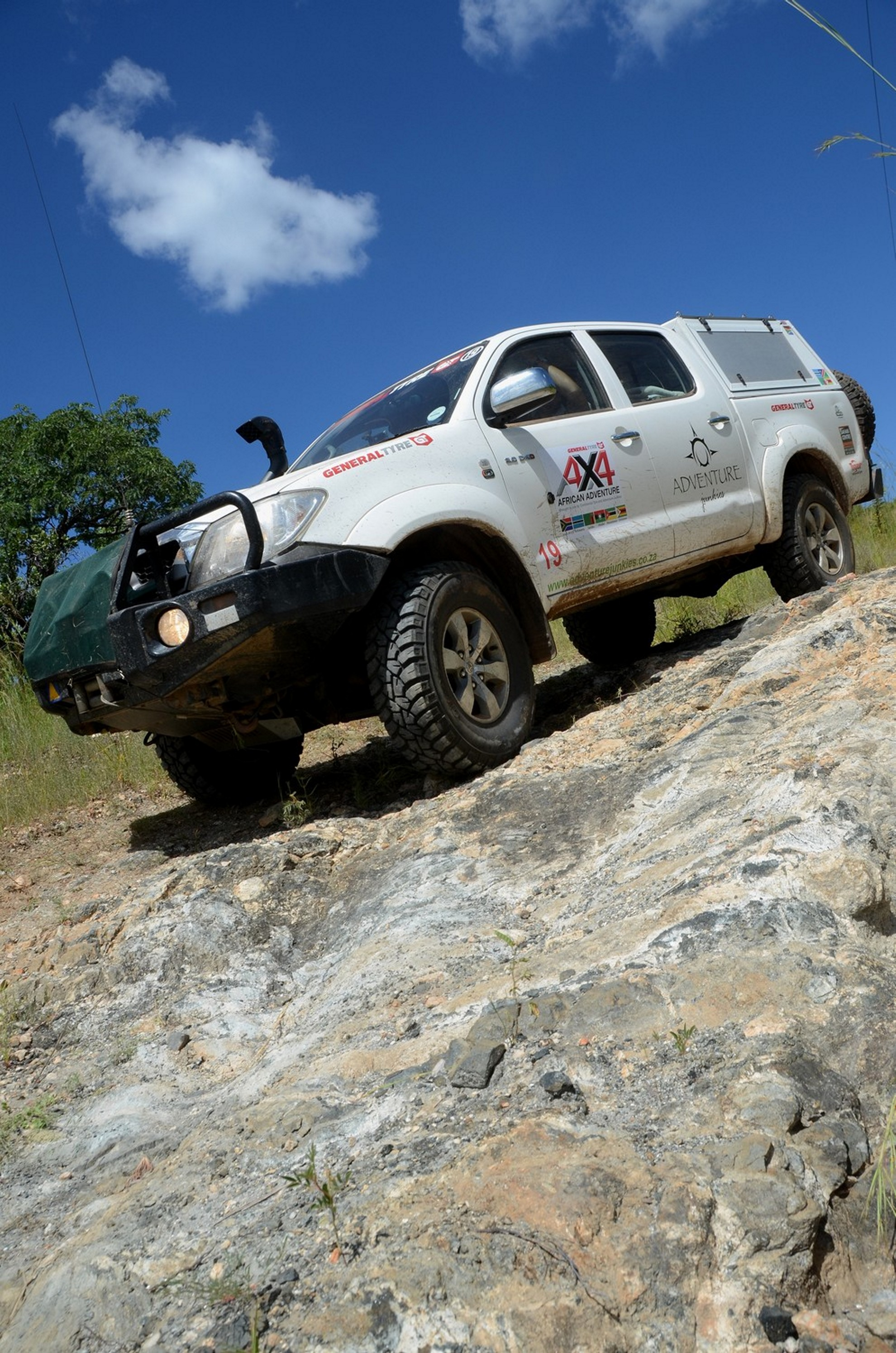 Toyota Rust de Winter 4x4