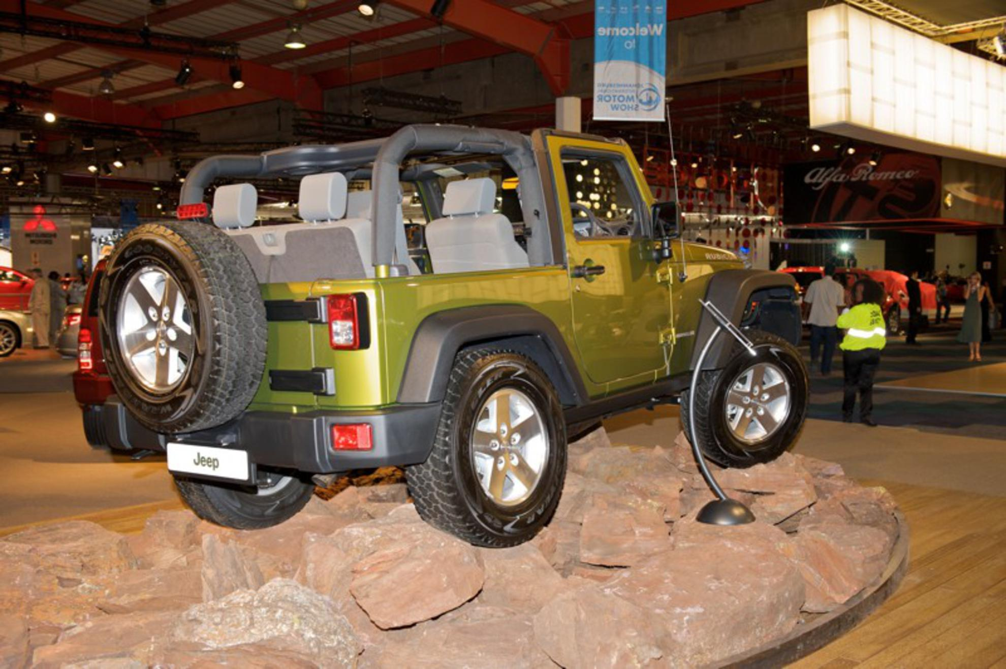 Jeep Car Shows