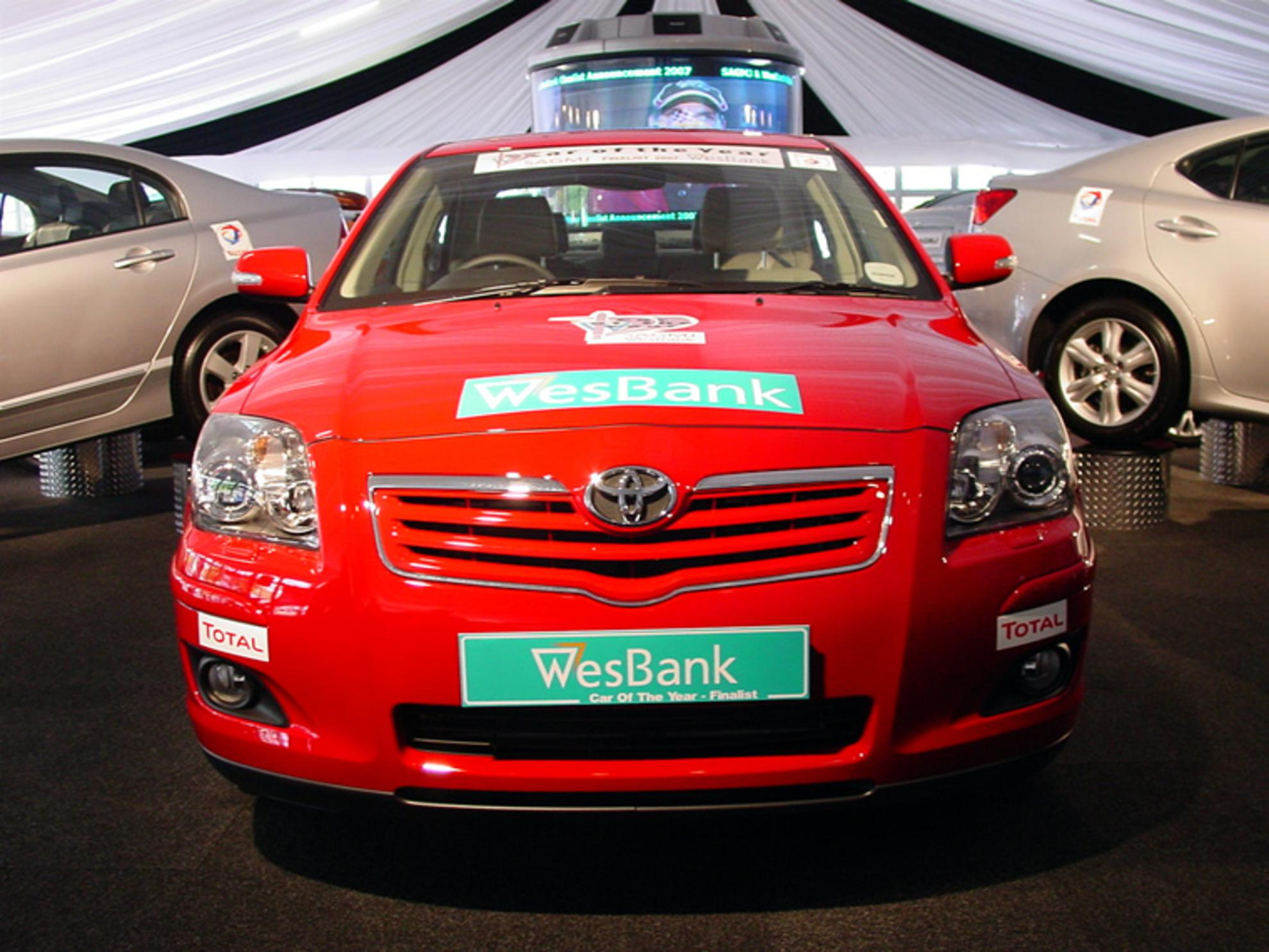 Wesbank Car of the Year 2006