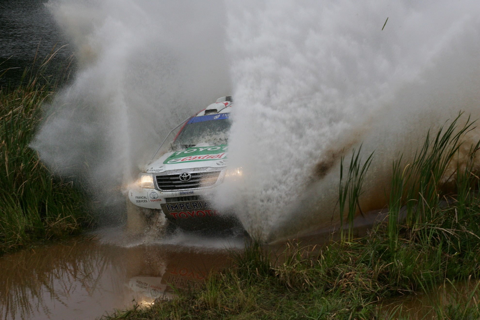 2013 Toyota Hilux Rally