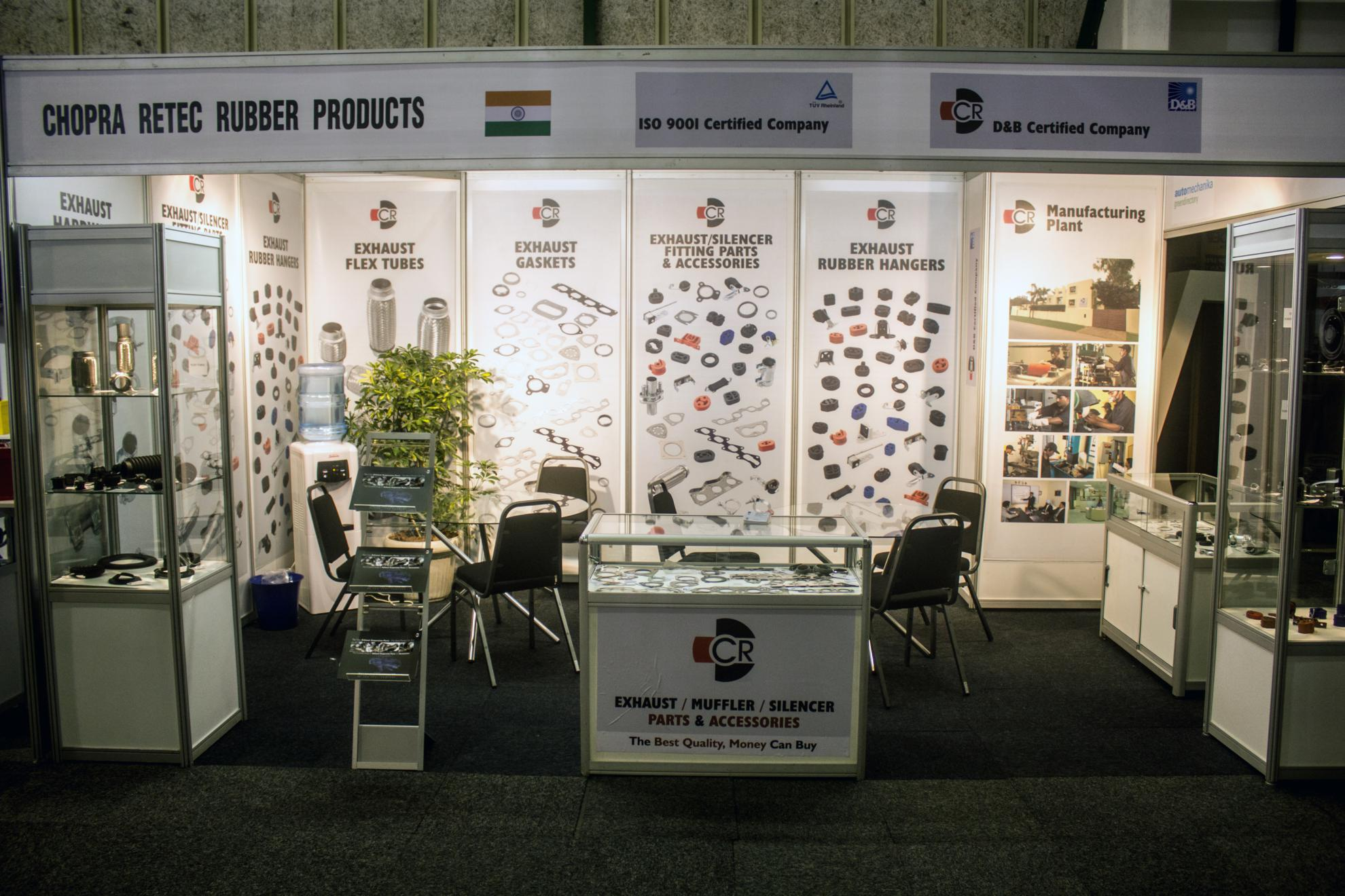 Automechanika-Chopra-Retec-Rubber-Products