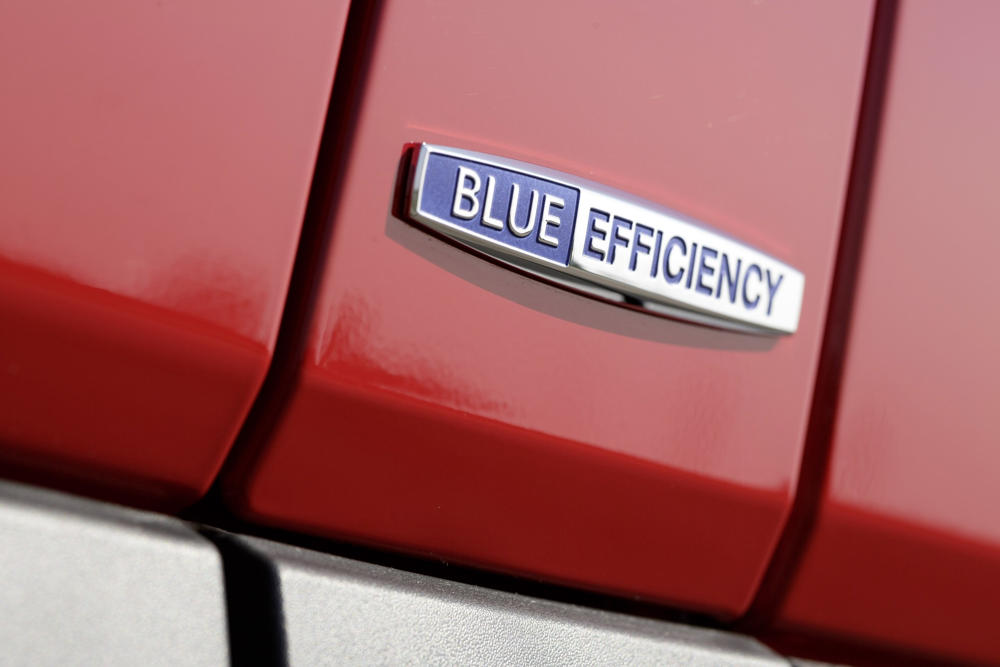 Blue-efficiency