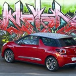 Images: Citroën DS3 Cabrio 2013