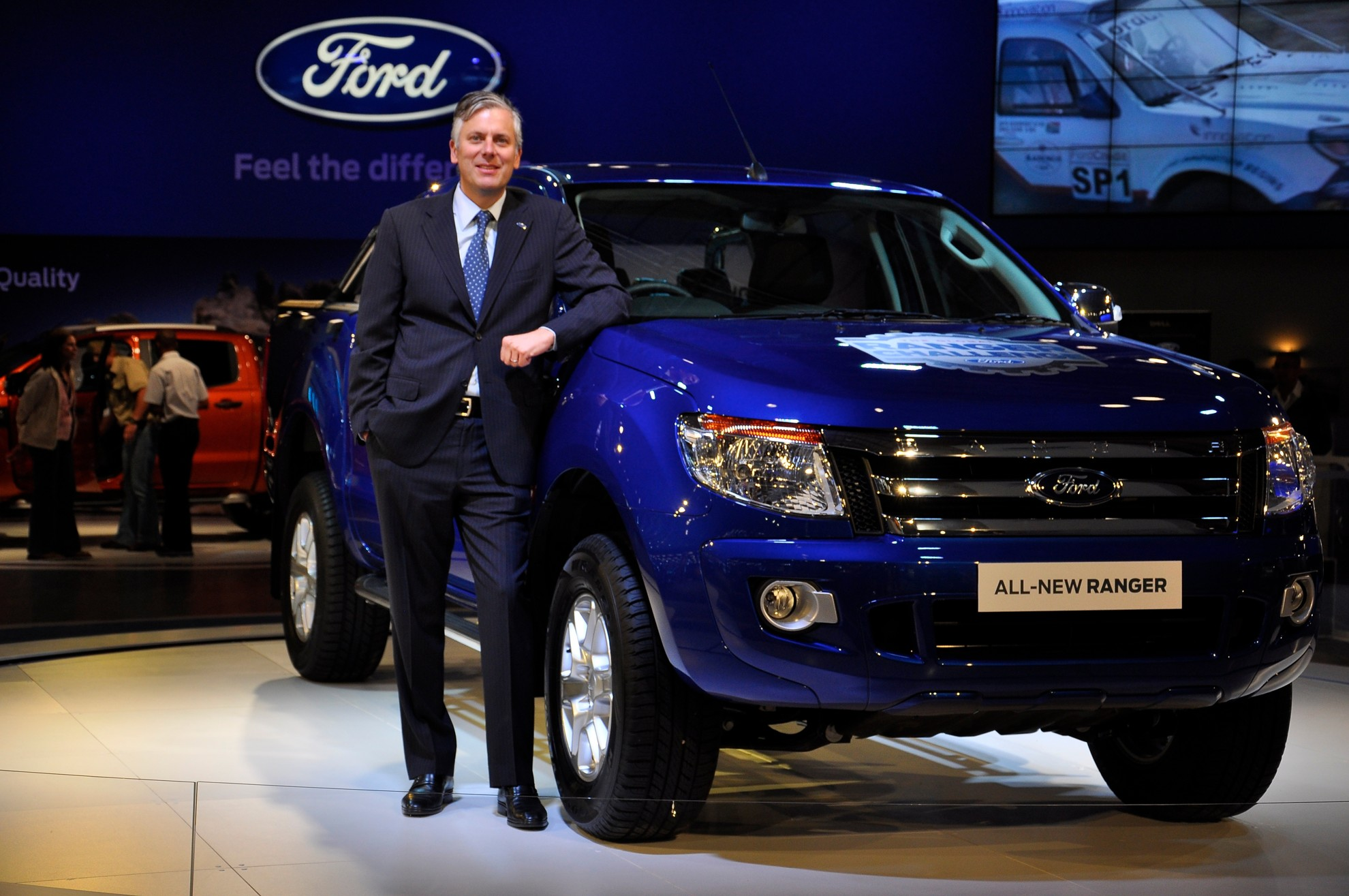 Ford south africa bids farewell to dean stoneley for Ford motor company service department