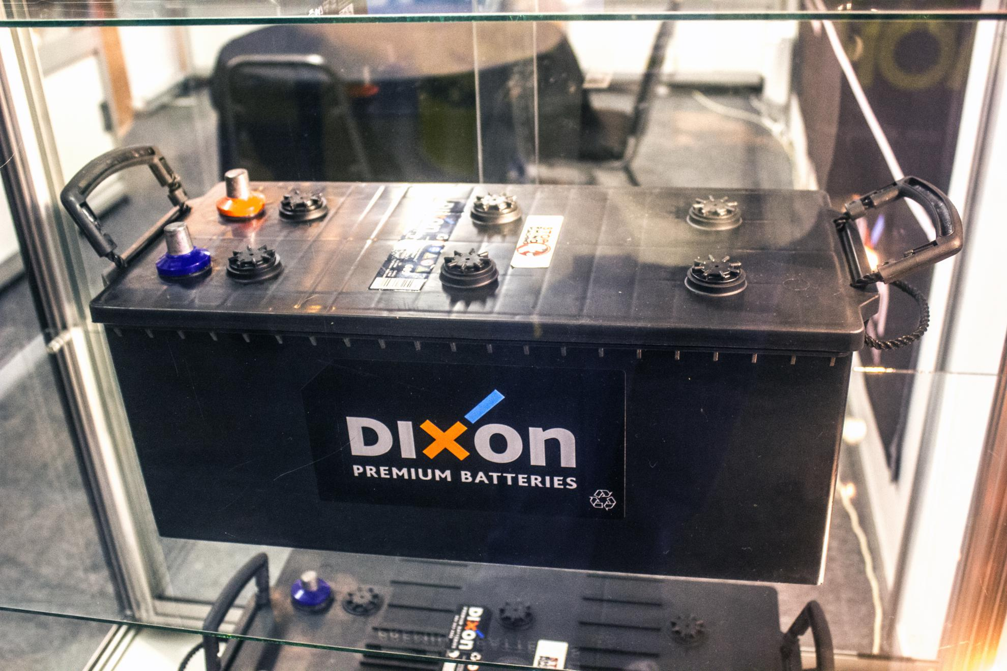 Dixon-Batteries-Trucks