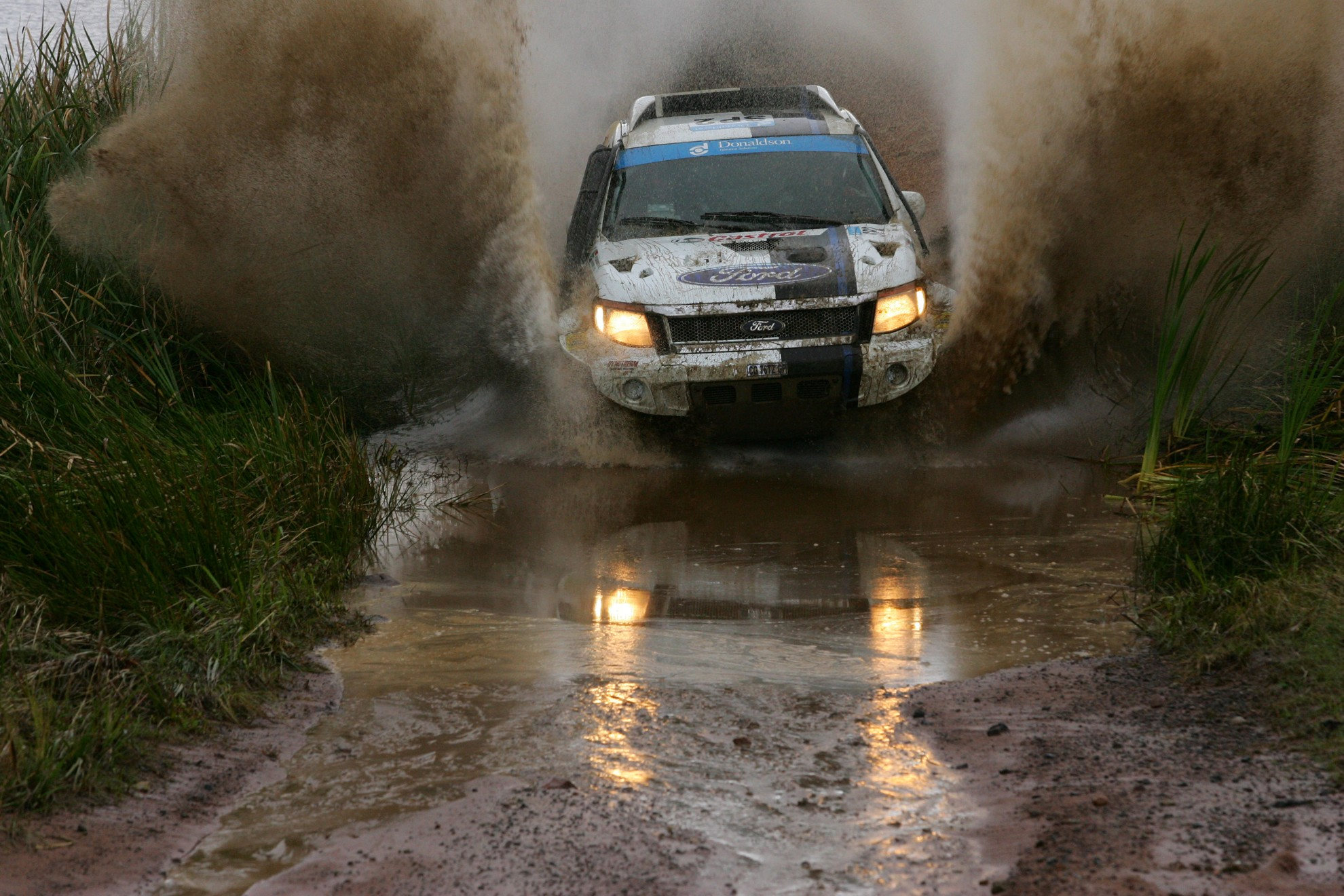 Ford Ranger South Africa Racing