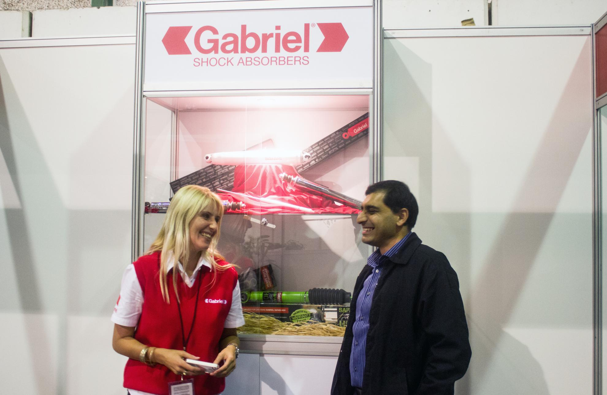 Gabriel-Shocks-Automechanika