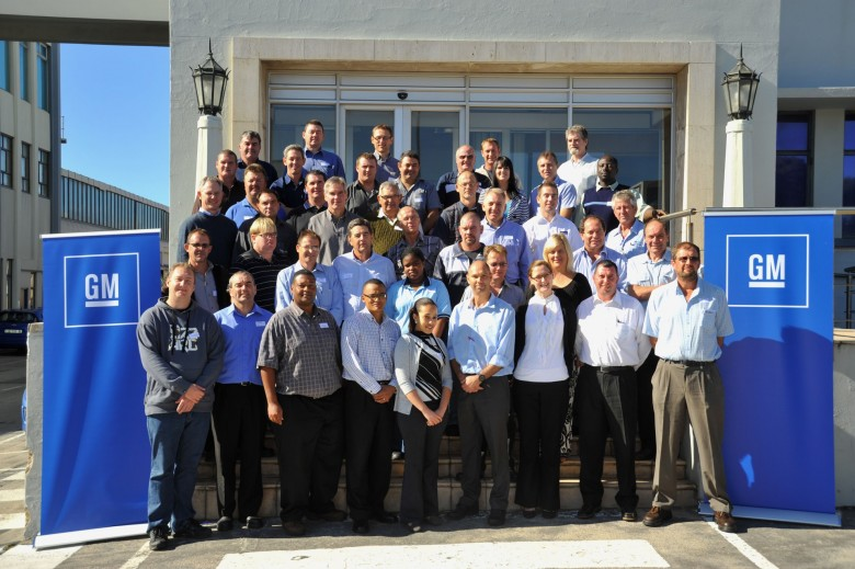 General Motors South Africa And Suppliers Work To Reduce