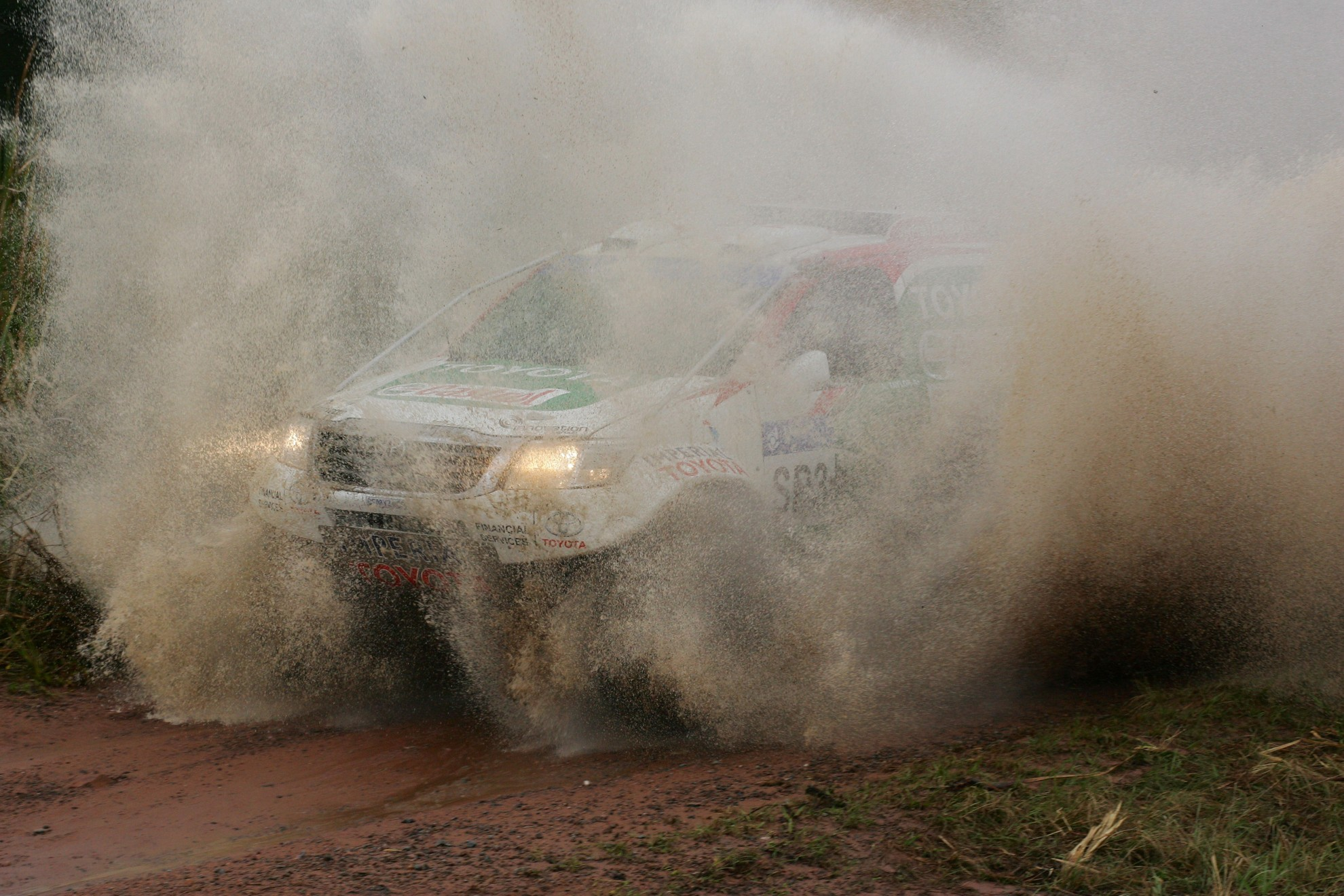 Hilux 2013 Toyota Rally