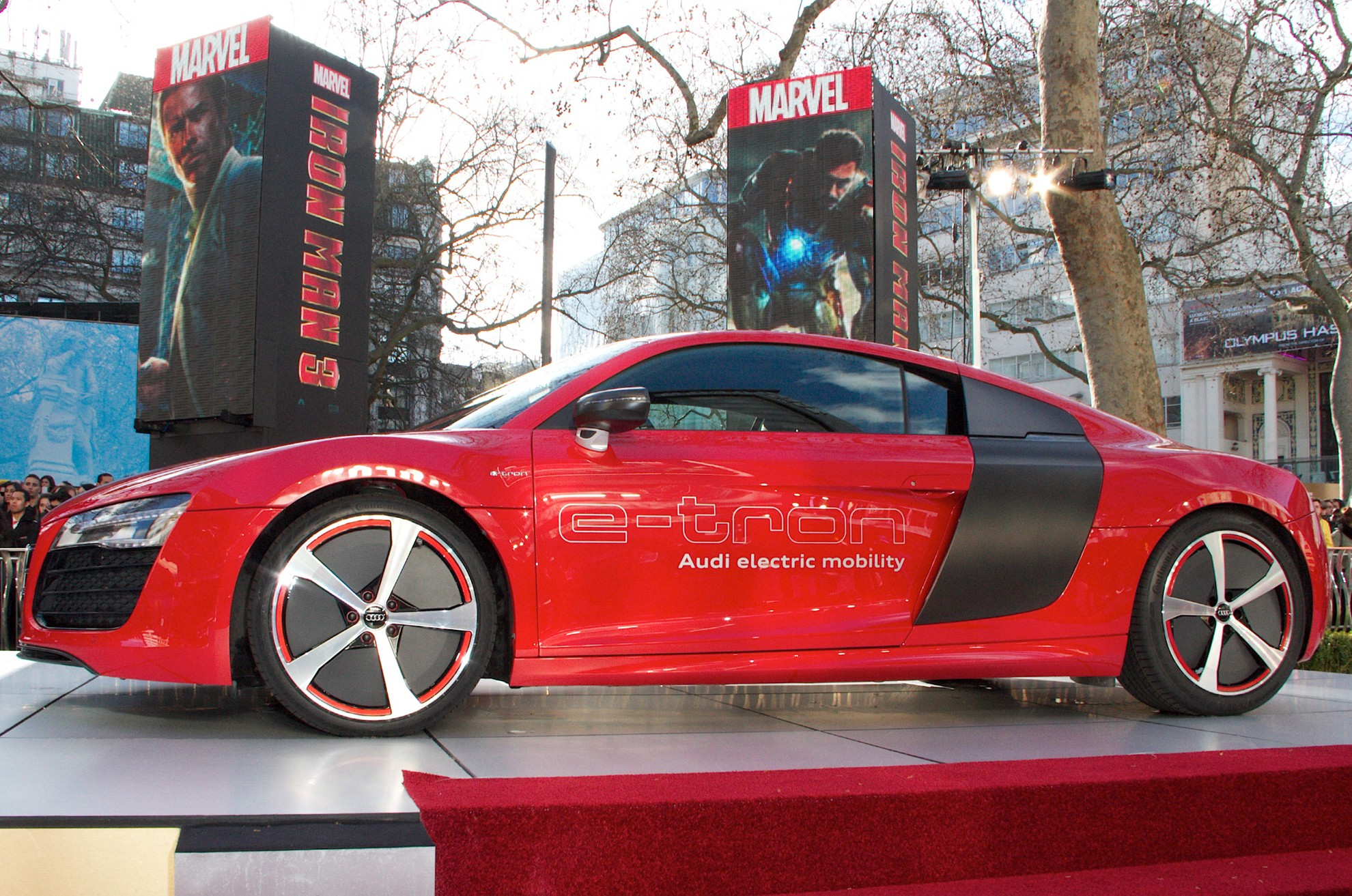 Iron Man 3 Car